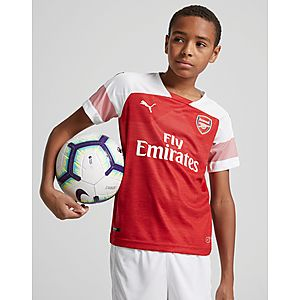 55884511c PUMA Arsenal FC 2018 19 Home Shirt Junior ...