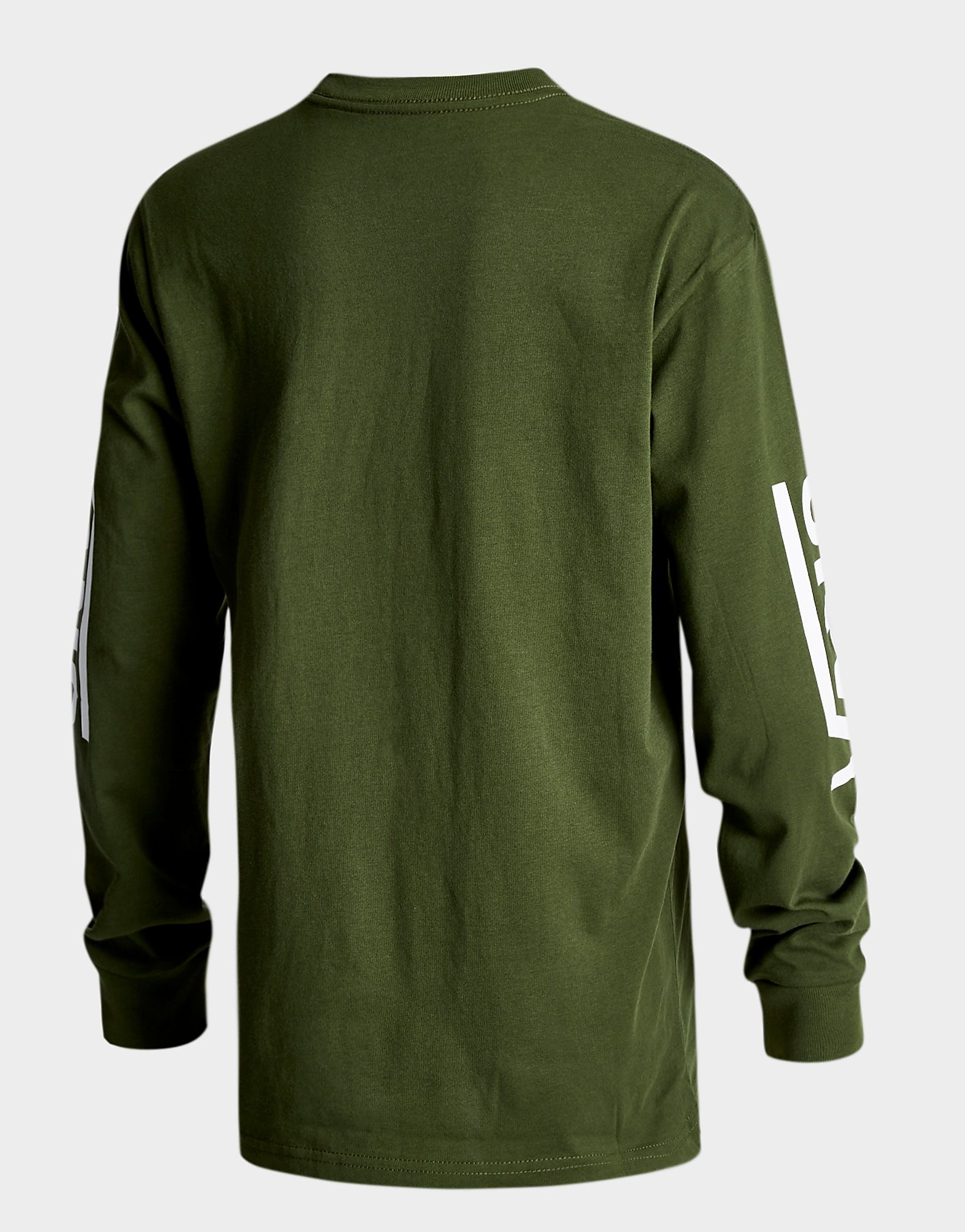 Vans Logo Long Sleeve T-Shirt Junior