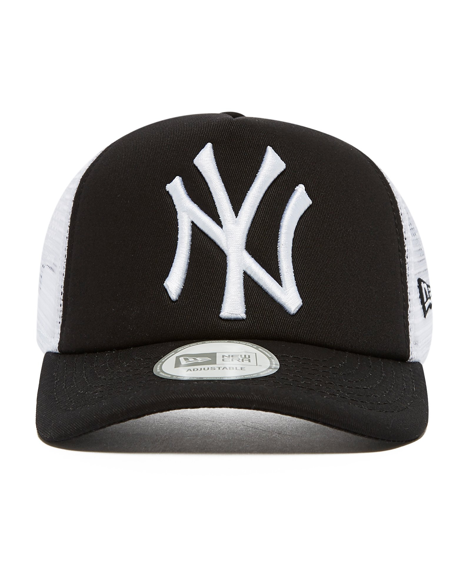 New Era MLB New York Yankees Snapback Truckerkappe