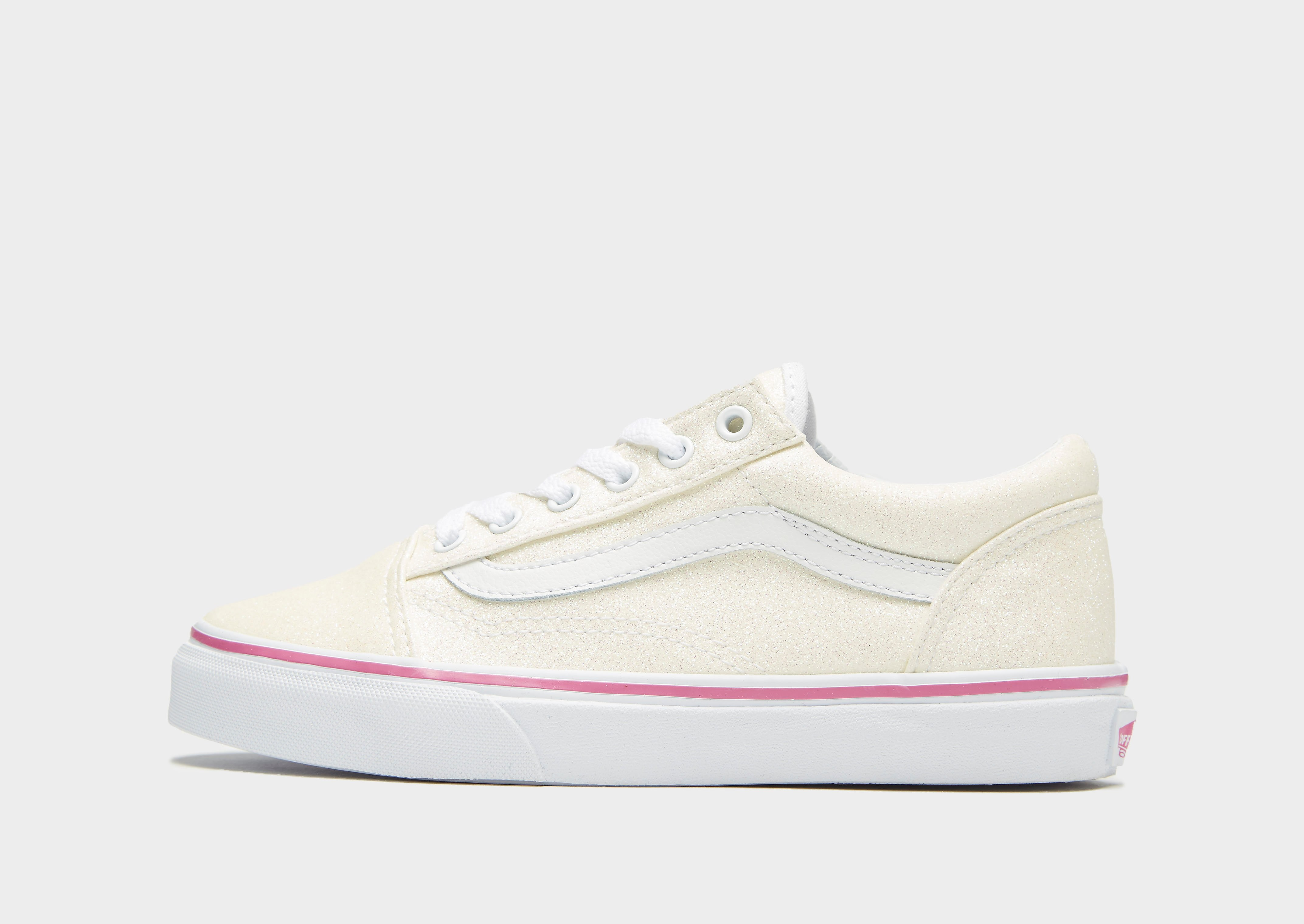 Vans Old Skool Kinderen - Crème - Kind