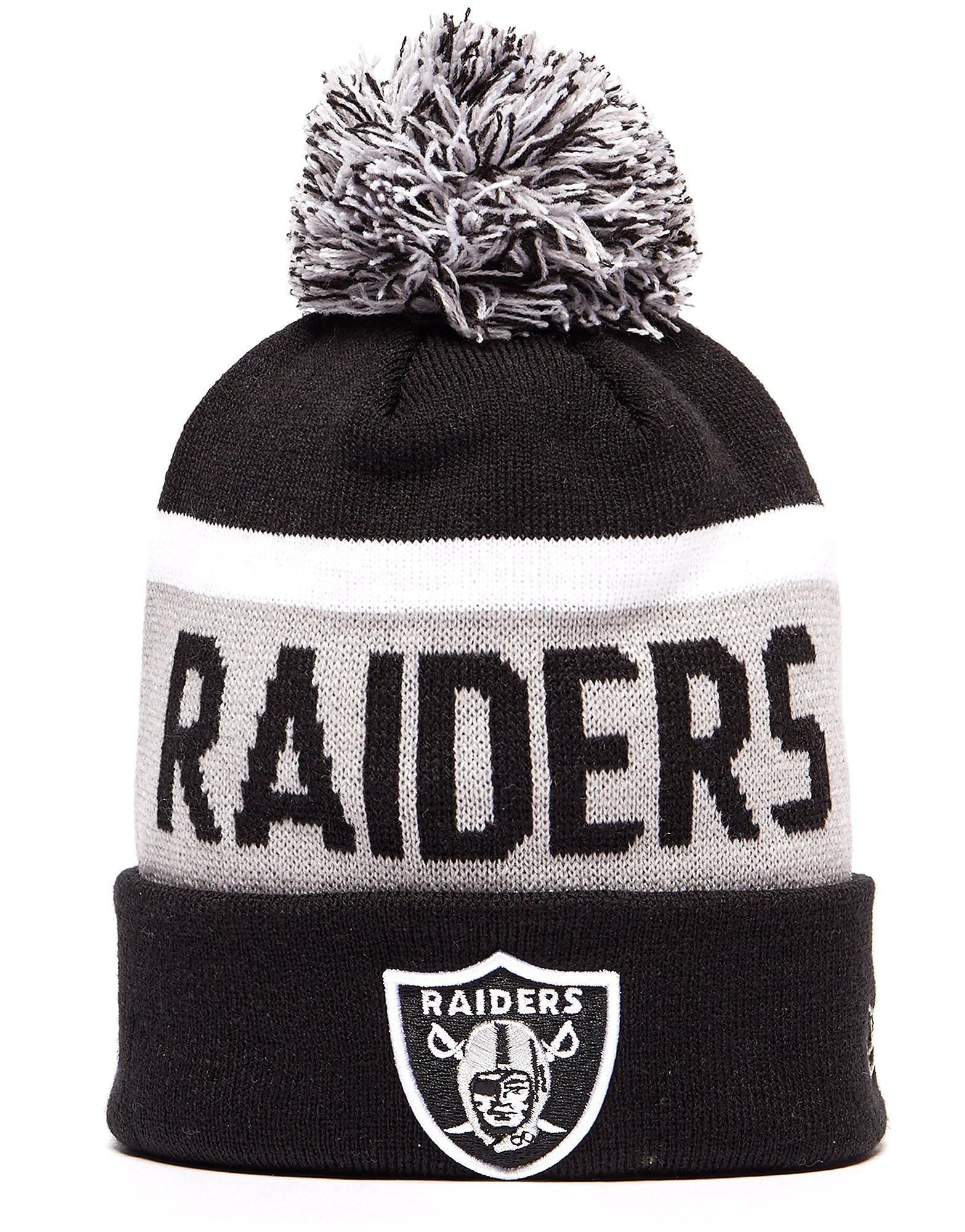 New Era Team Jake Raiders Beanie