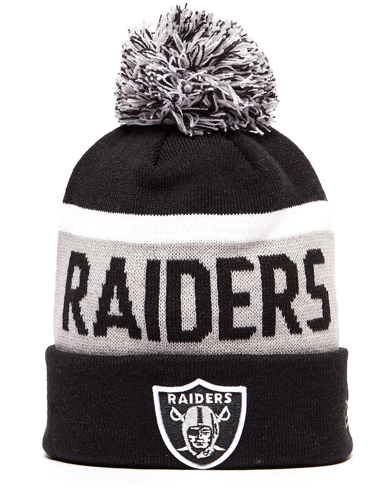 New Era Team Jake Raiders Beanie