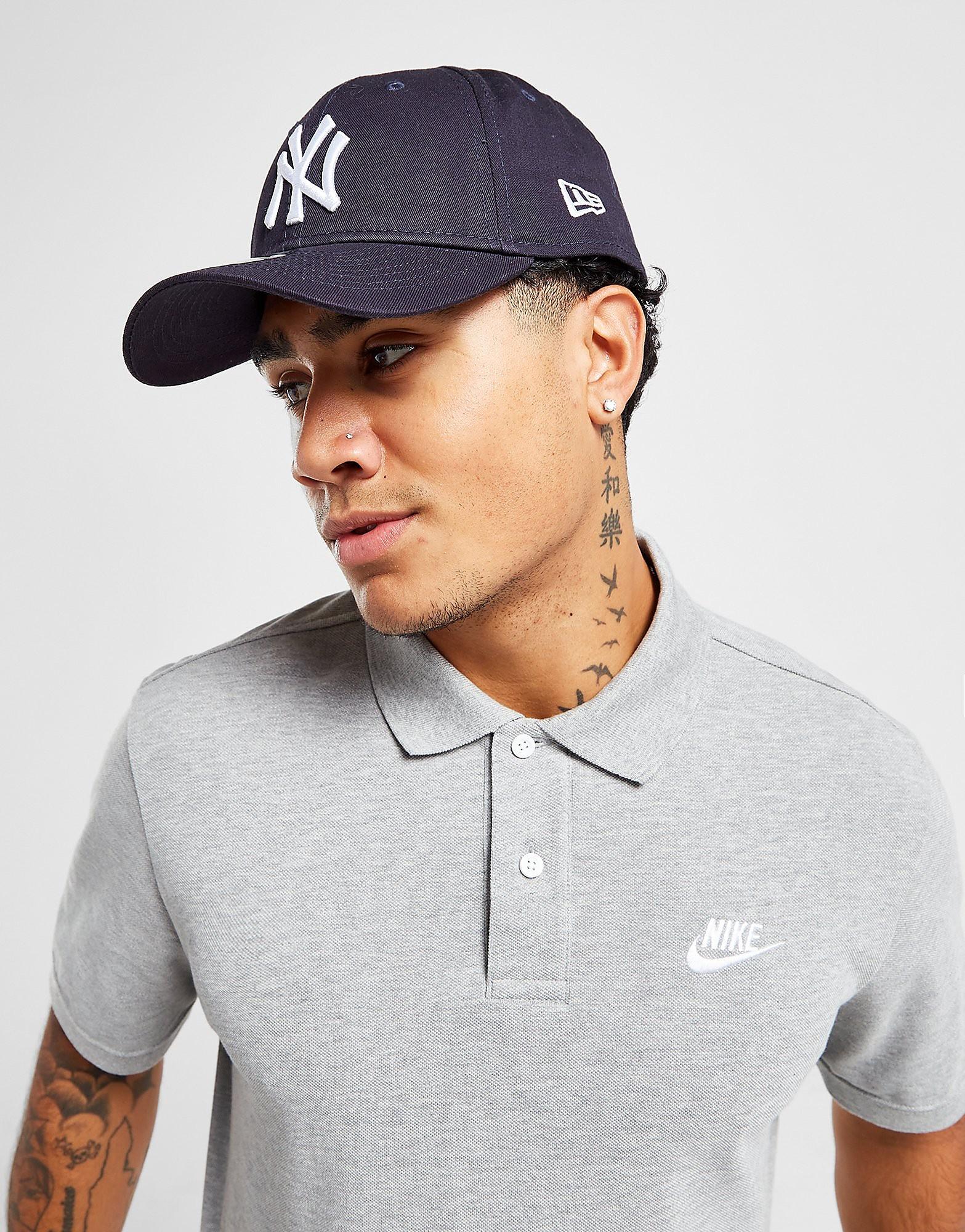 New Era MLB New York Yankees 9FORTY-pet - Blauw - Heren