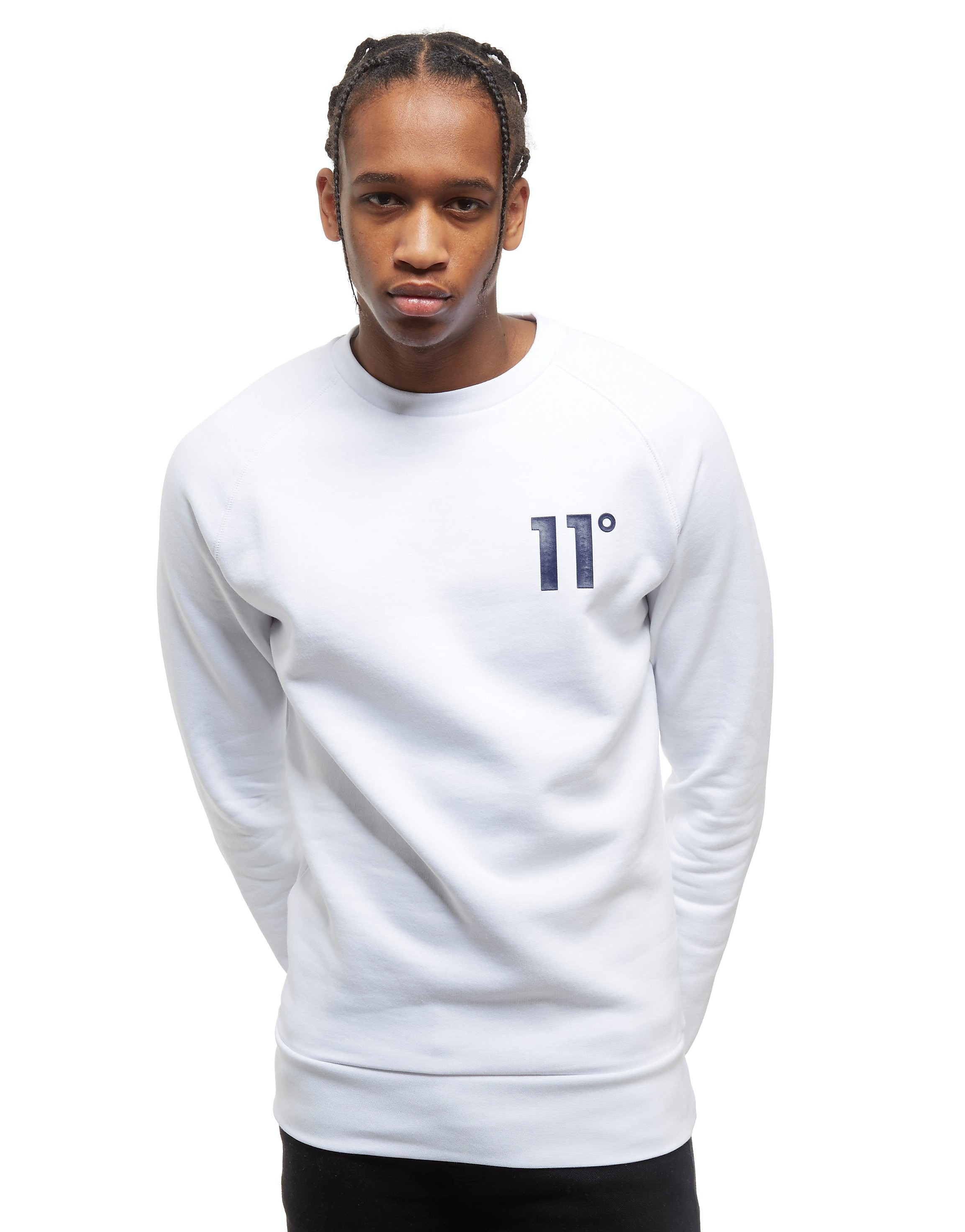 11 Degrees Crew Neck Sweatshirt