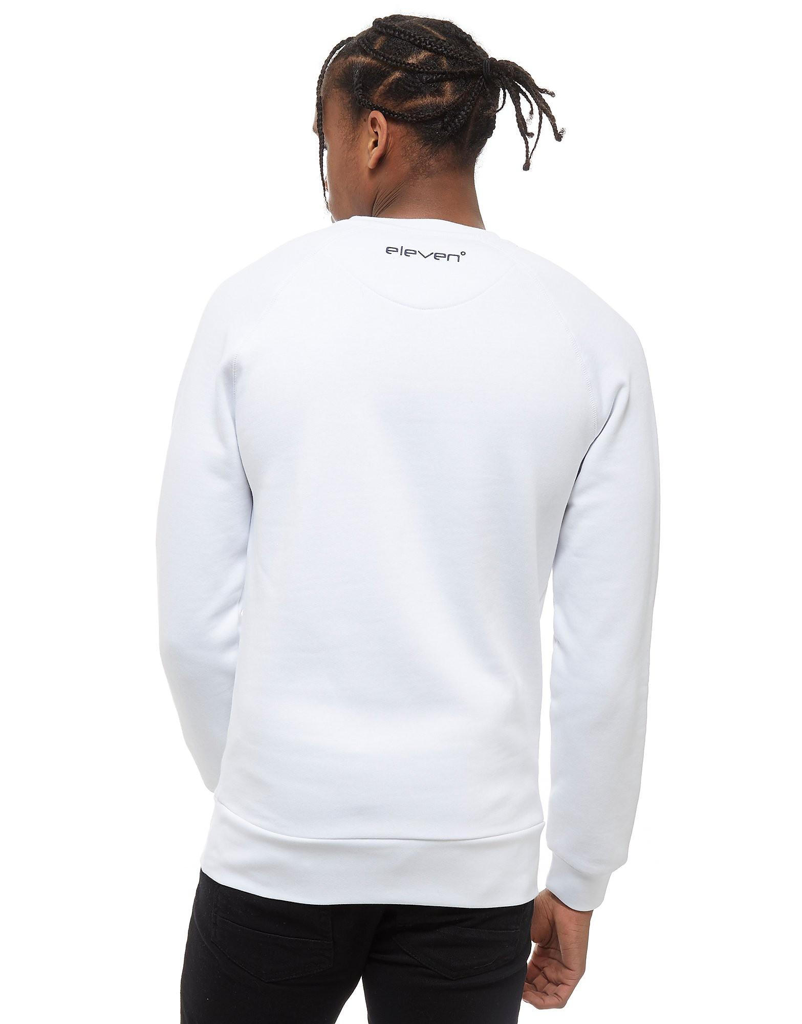 11 Degrees Crew Neck Sweatshirt