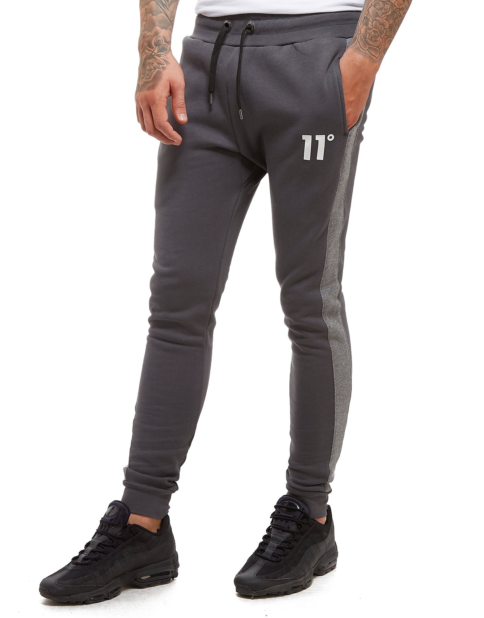 11 Degrees Fleece Pants - gris, gris