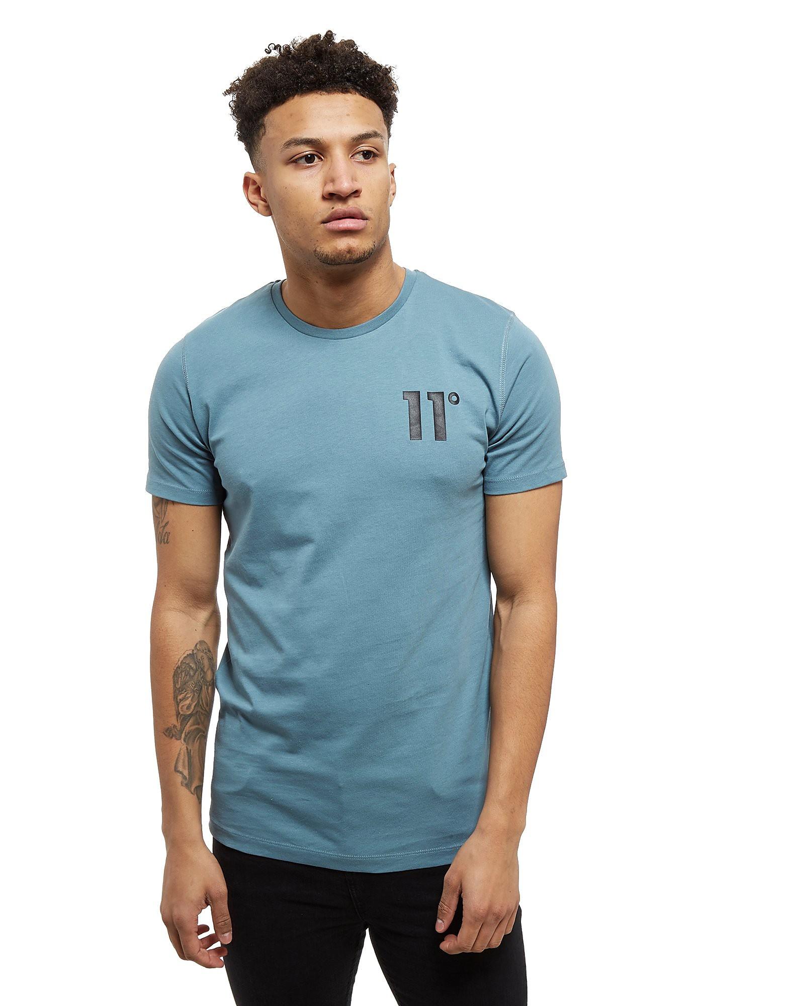 11 Degrees Core T-Shirt Homme - Ash Blue, Ash Blue