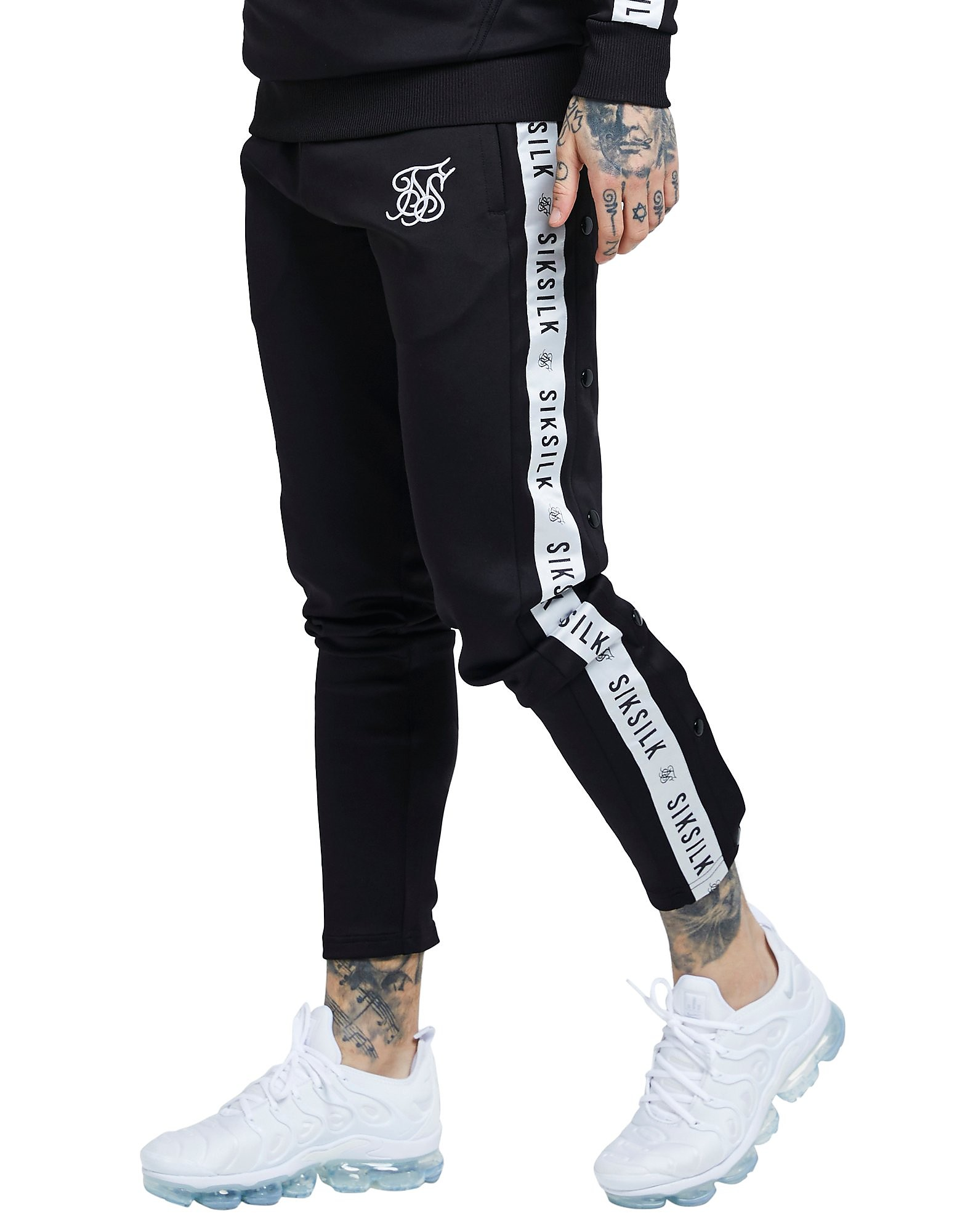 SikSilk Side Tape Pants