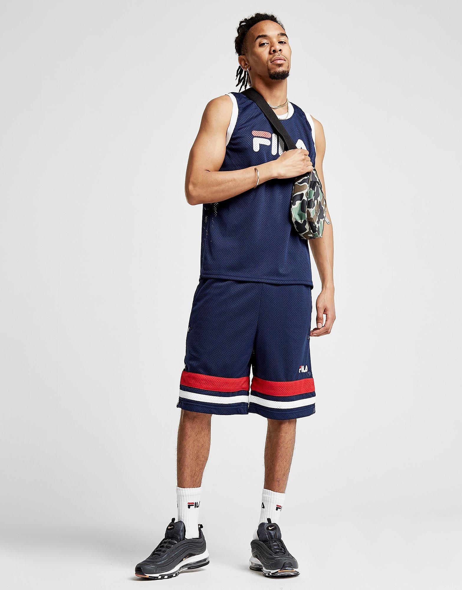 Fila Alban Mesh Shorts