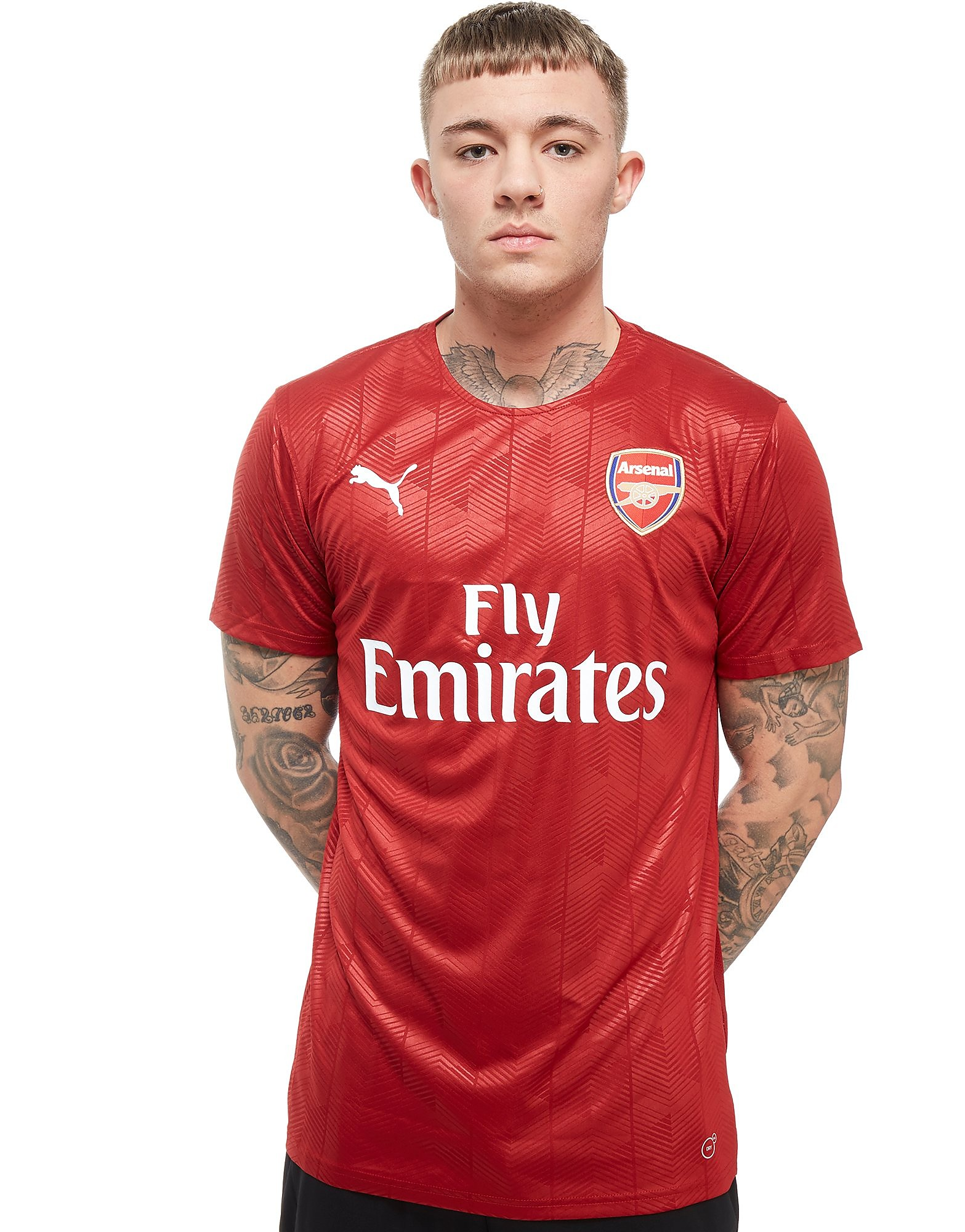 PUMA camiseta Arsenal FC 2018 Stadium