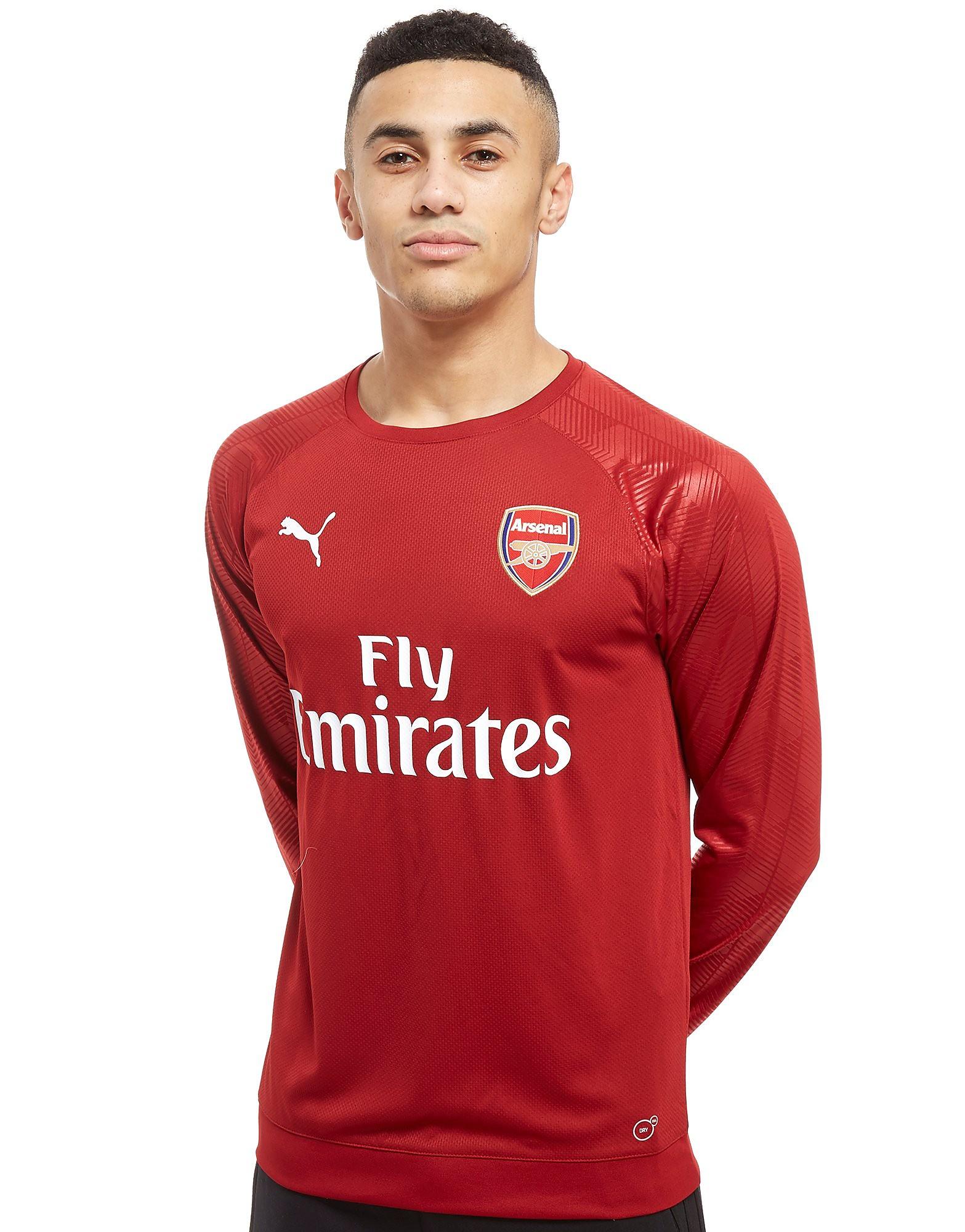 PUMA Arsenal FC 2017/18 Training Sweatshirt