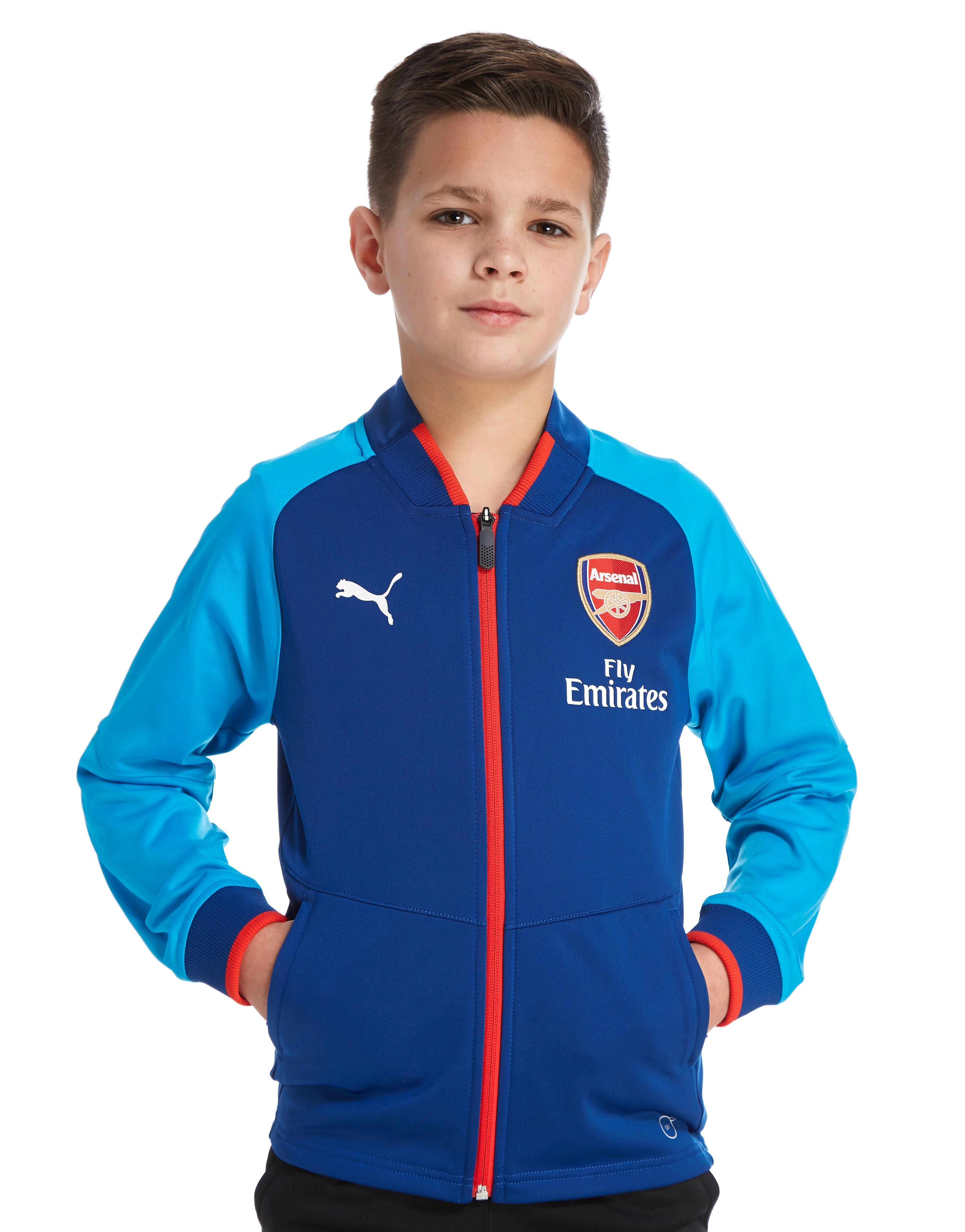 PUMA Arsenal FC 2018 Stadium Jacket Junior