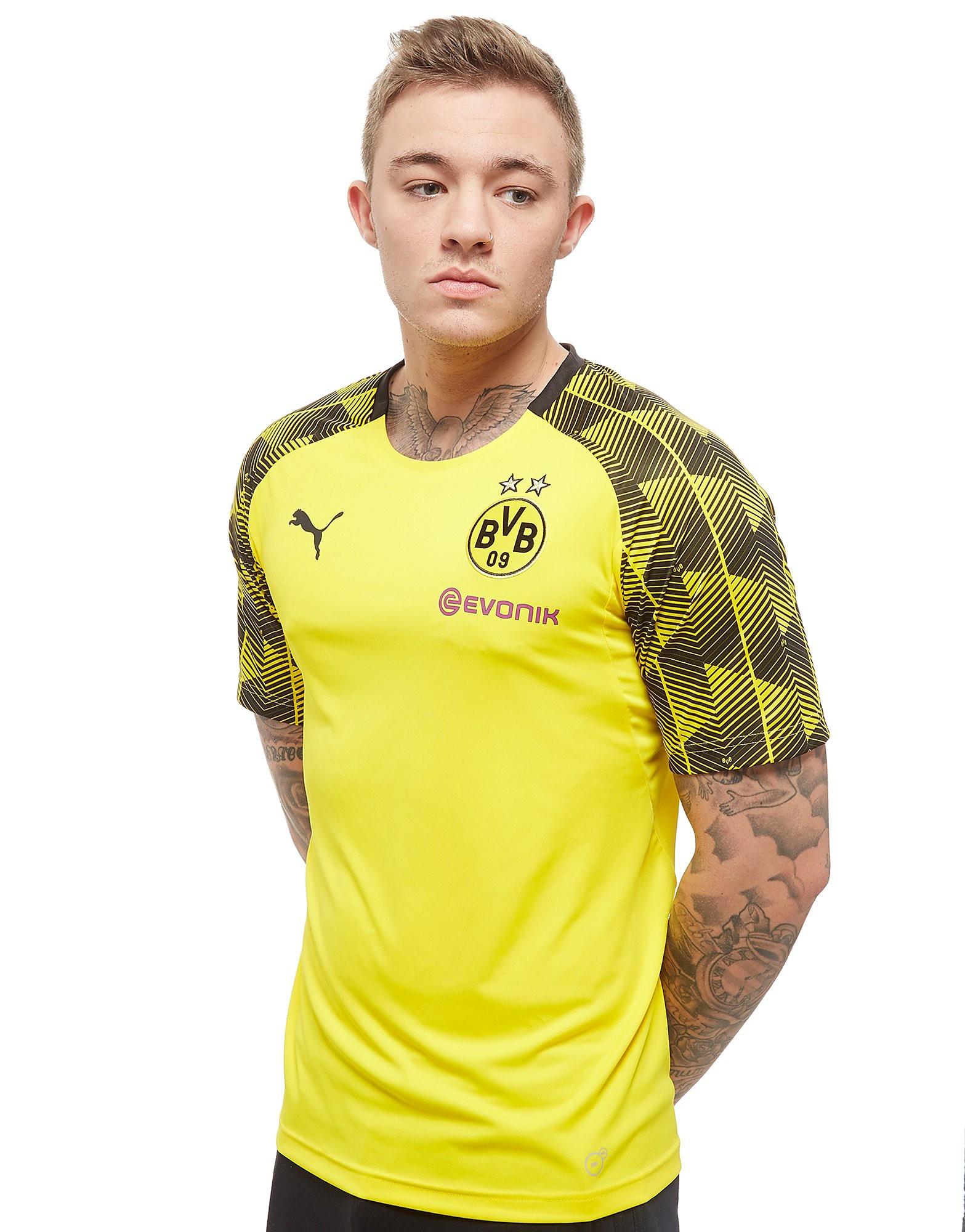 PUMA Borussia Dortmund 2018 Stadium Trikot