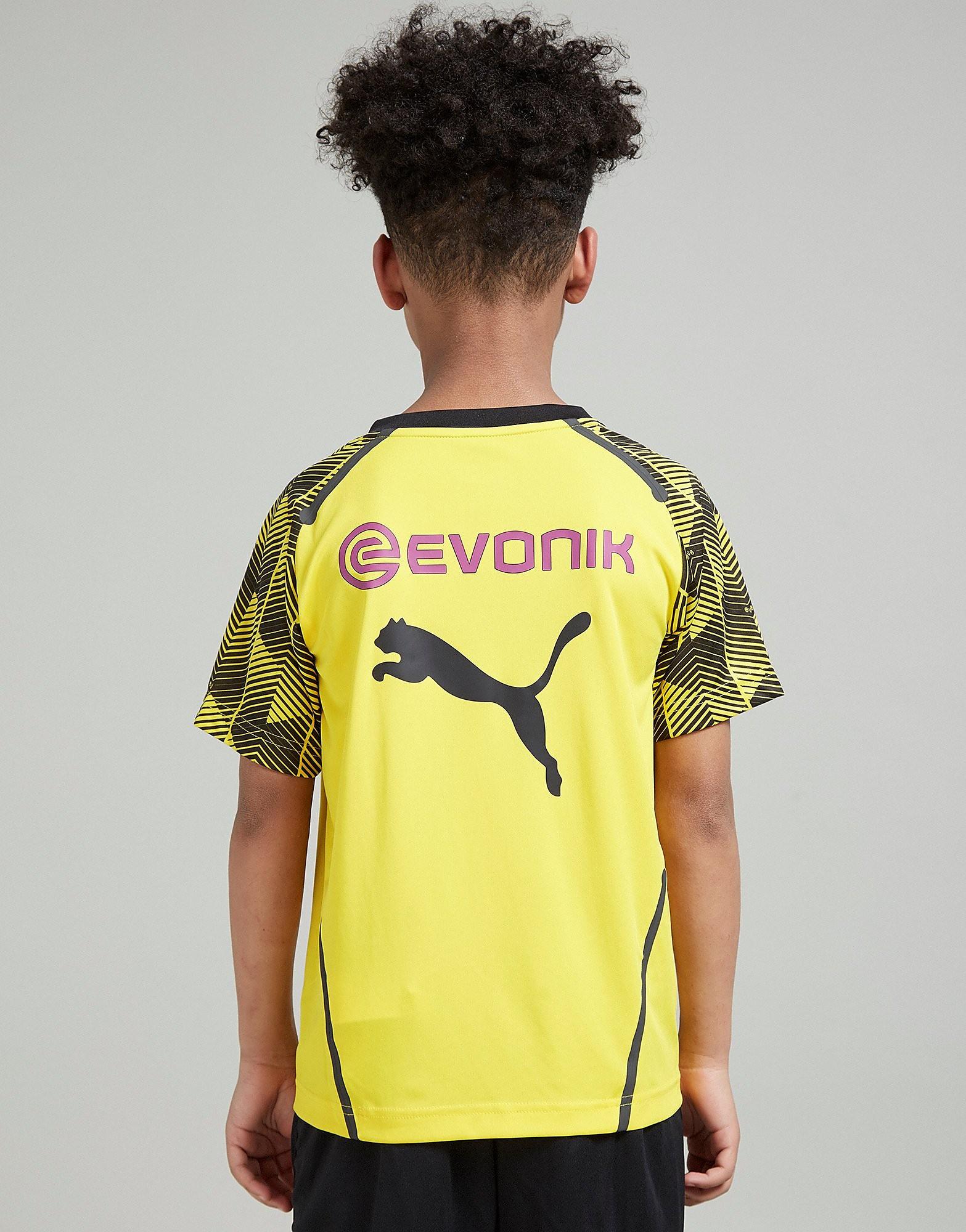 PUMA camiseta Borussia Dortmund 2018 Stadium júnior
