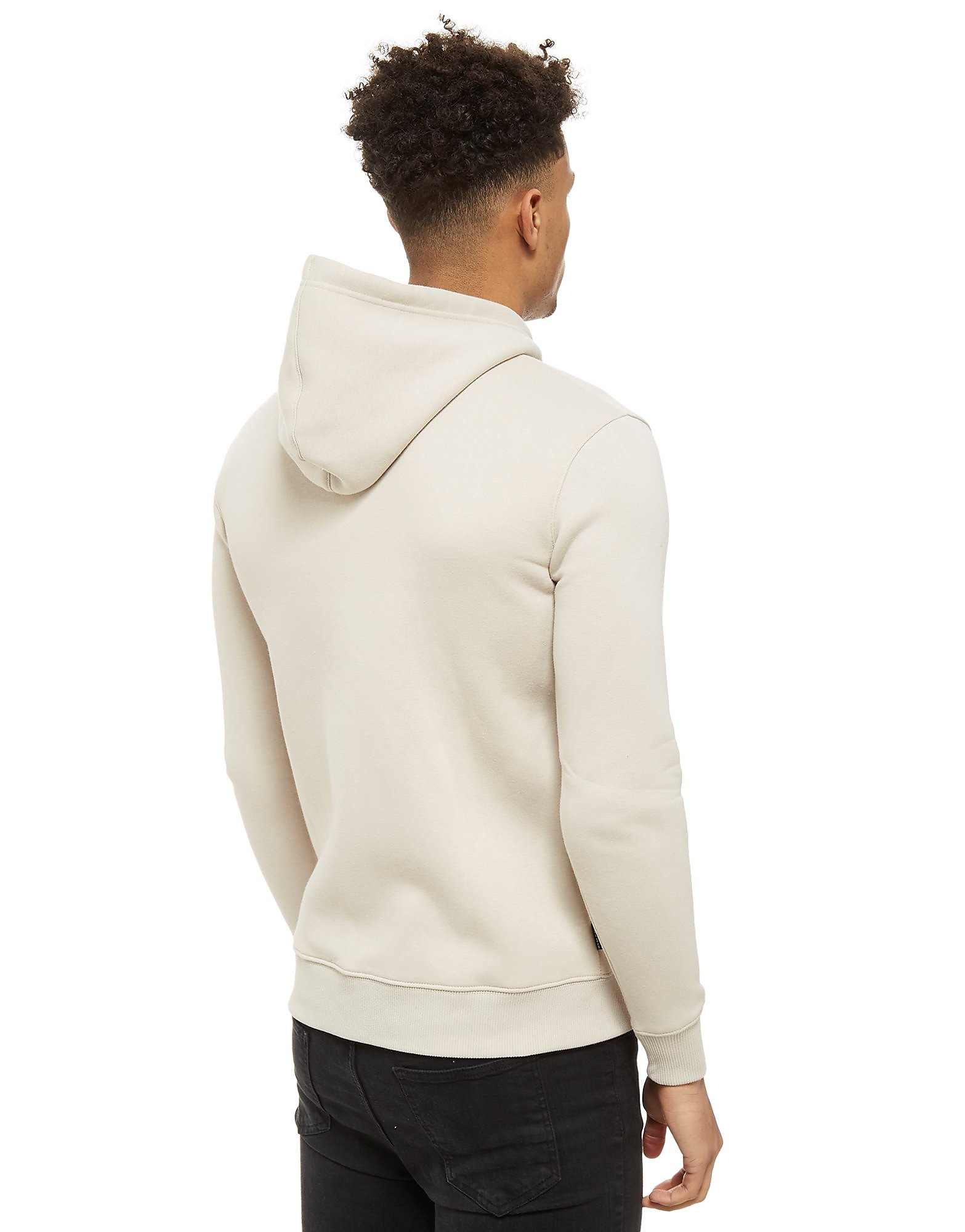 Gym King Zip Through Fleece Hoodie