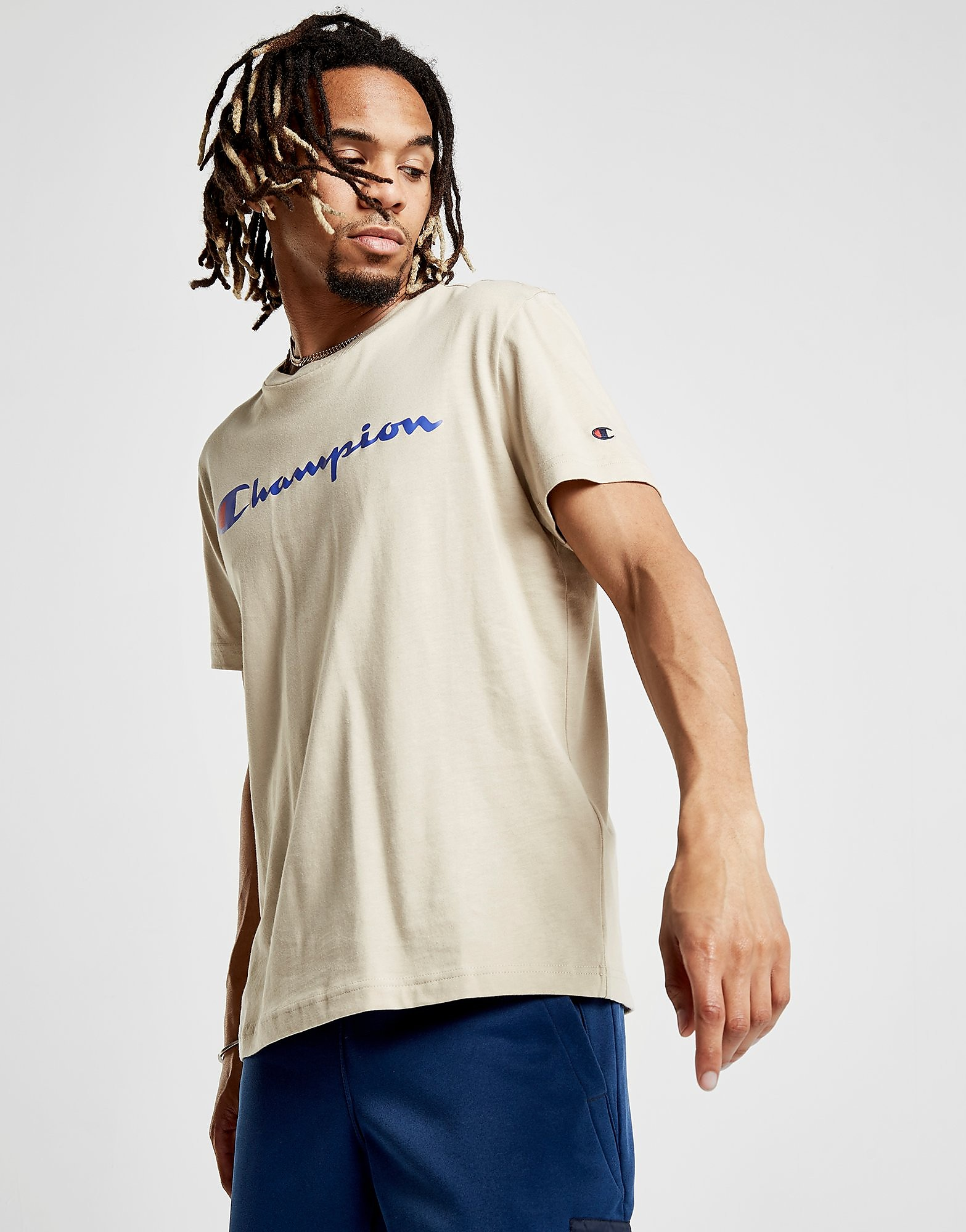 Champion Core Script T-Shirt