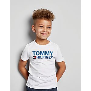 Tommy Hilfiger Essential Graphic T-Shirt Children ... 98ce03ae15