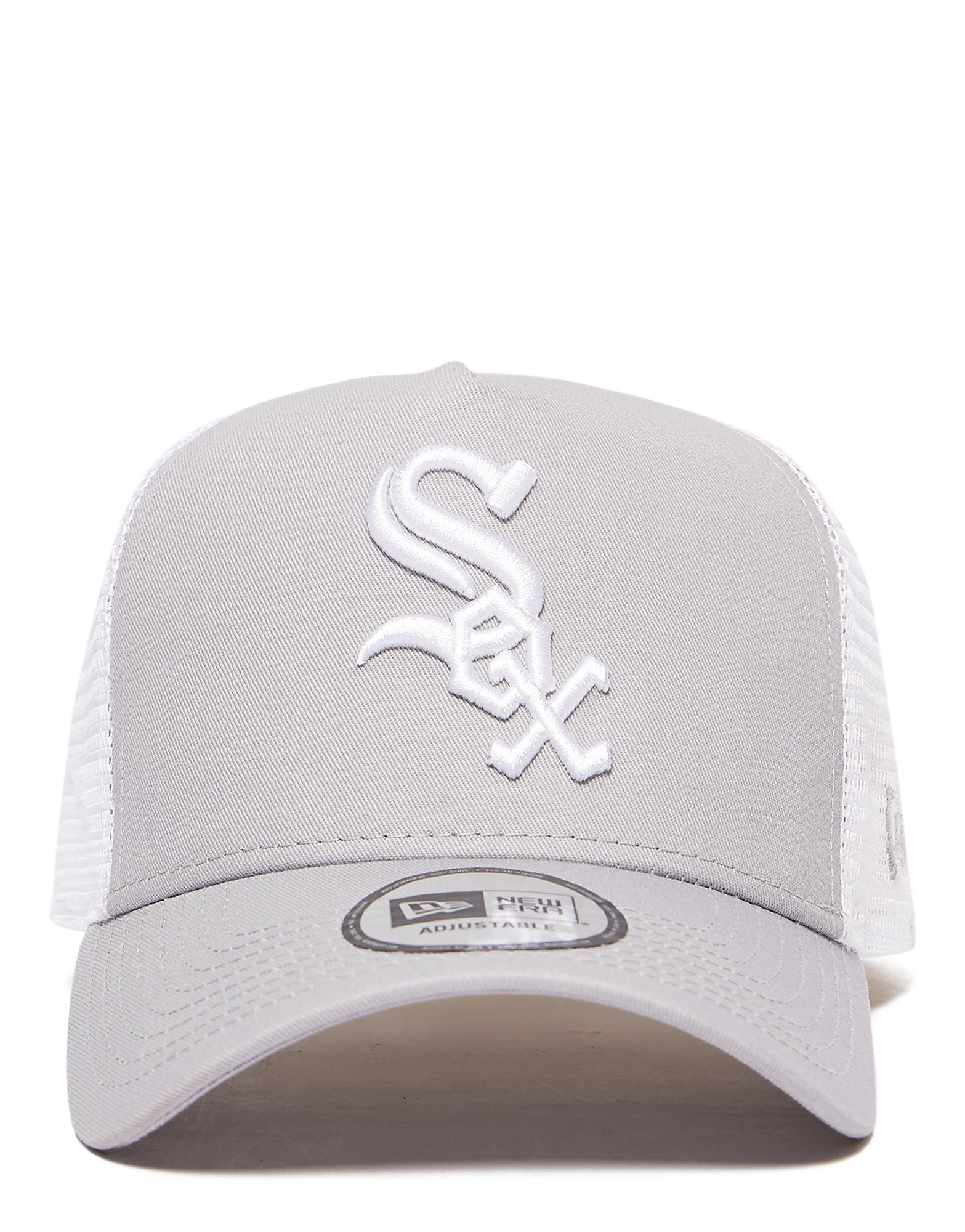 New Era MLB Chicago White Sox Trucker Cap