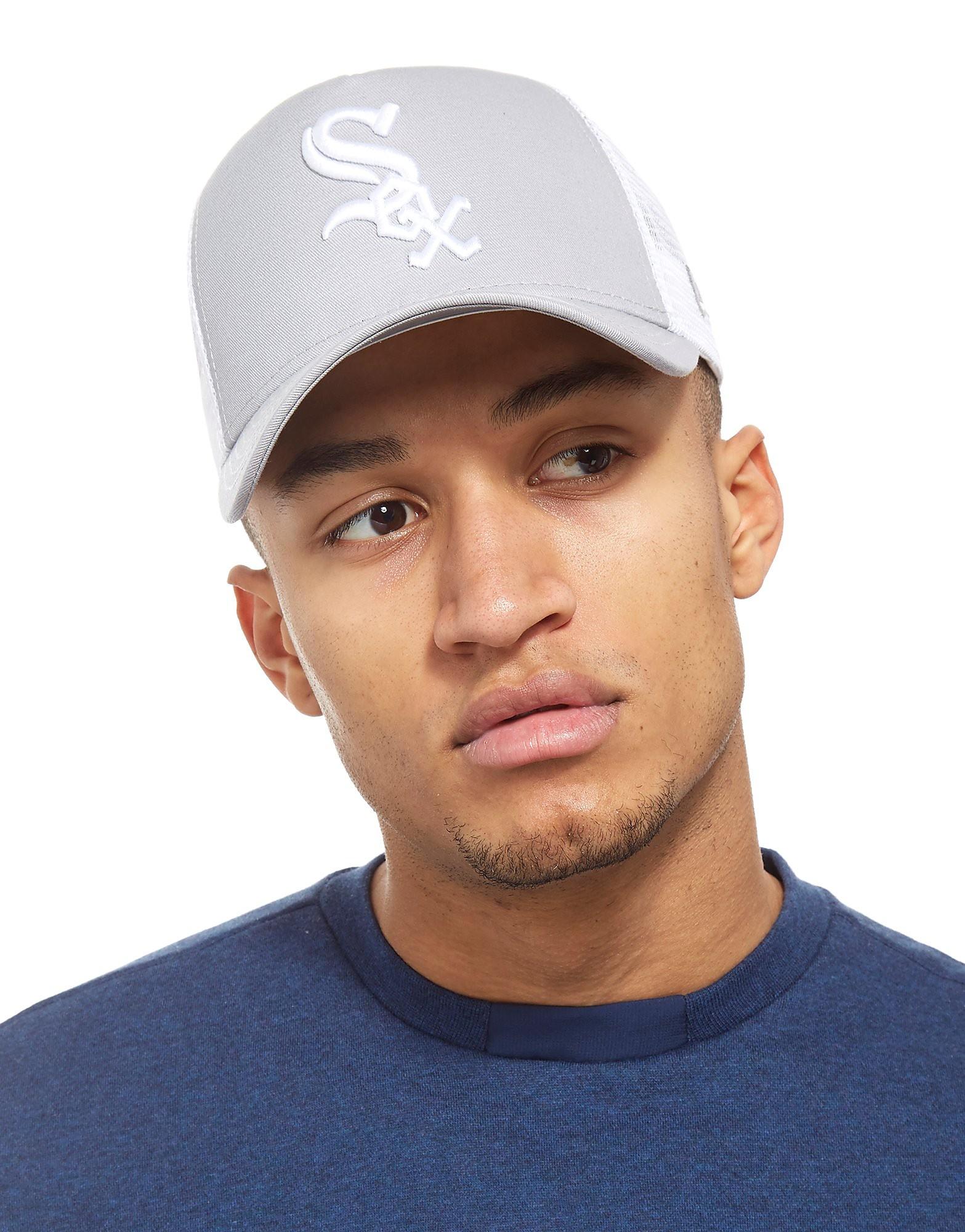 New Era MLB Chicago White Sox Trucker Cap