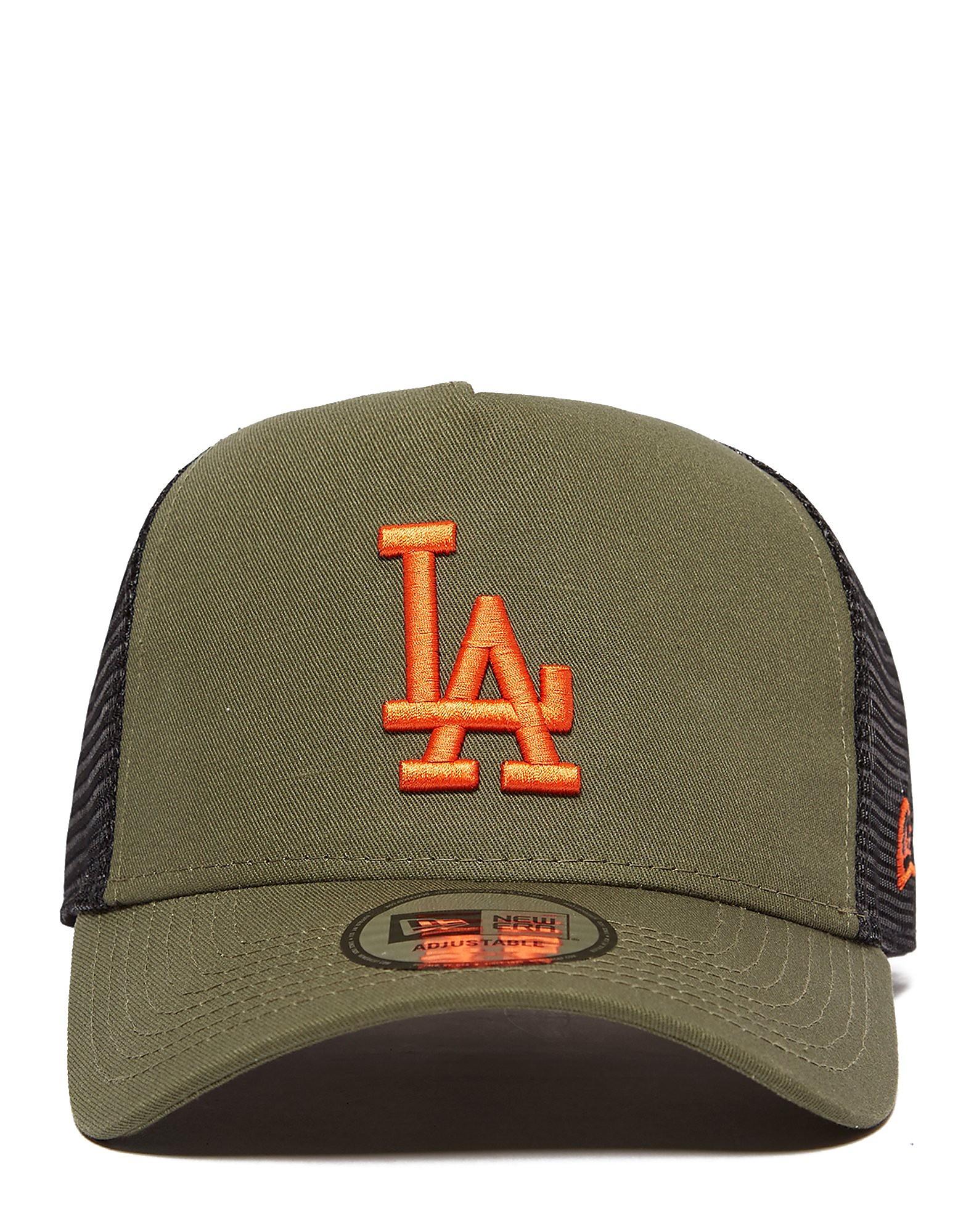 New Era LA Dodgers Trucker Cap