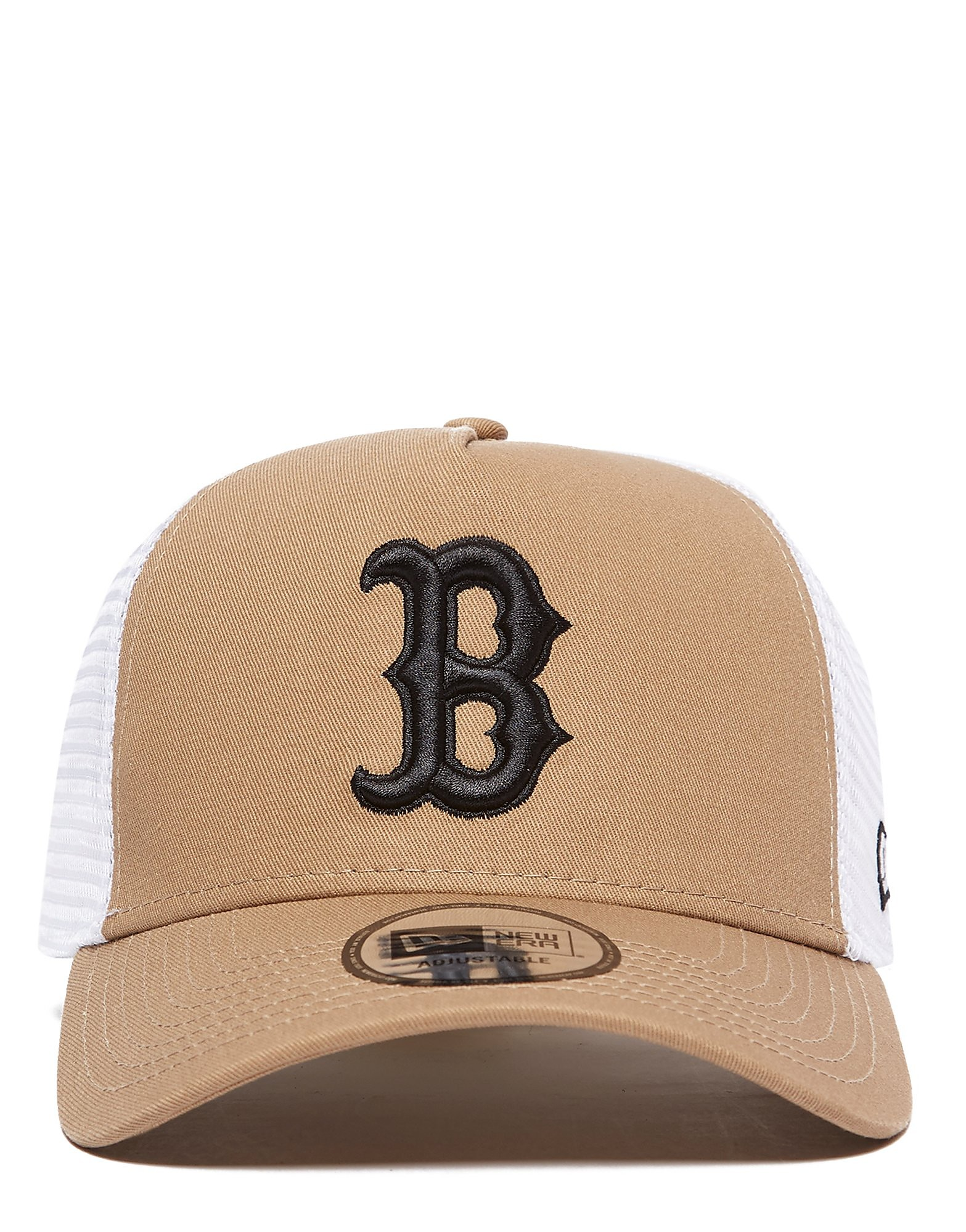 New Era Boston Red Sox Trucker Cap