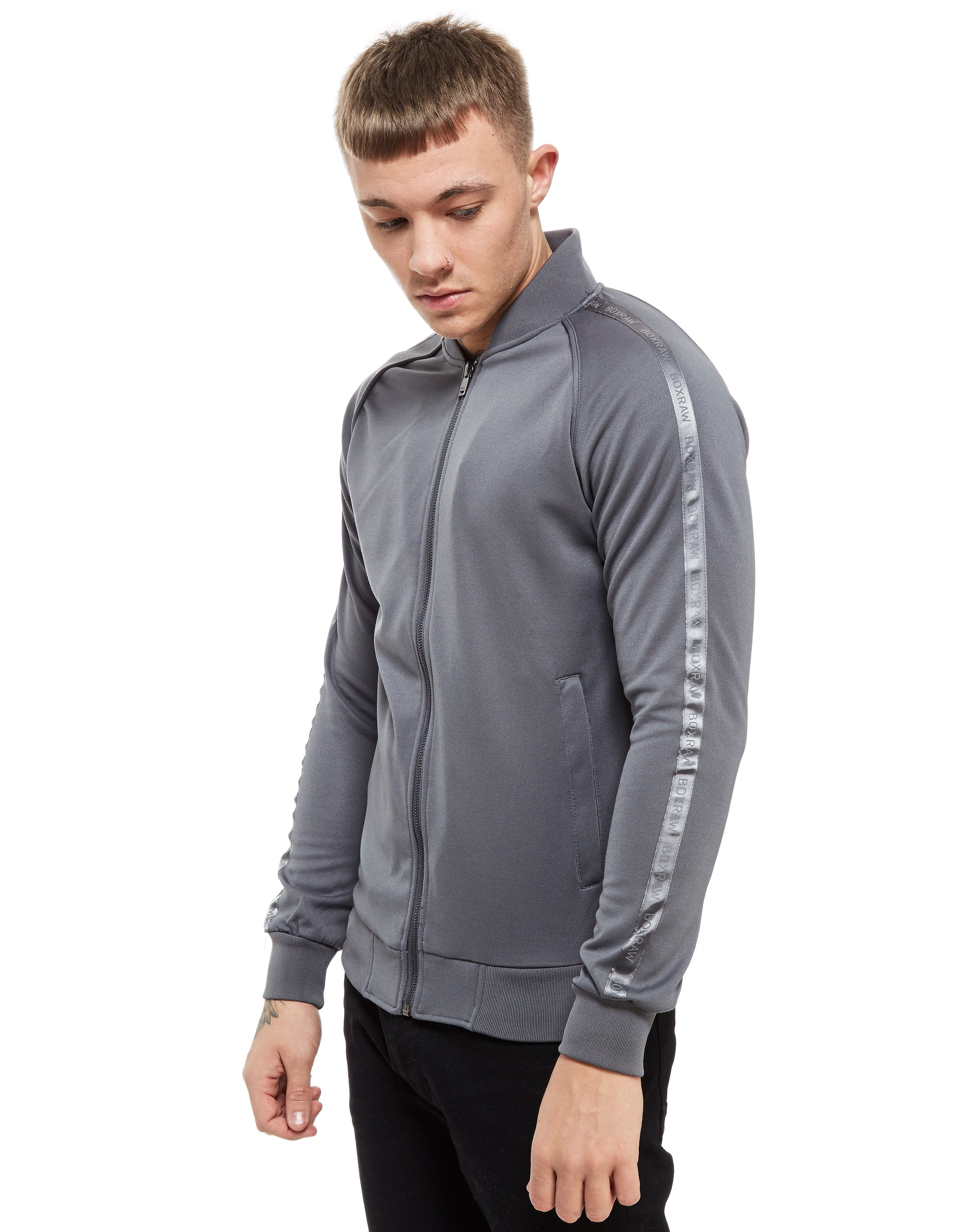 BOXRAW Poly Tape Track Top