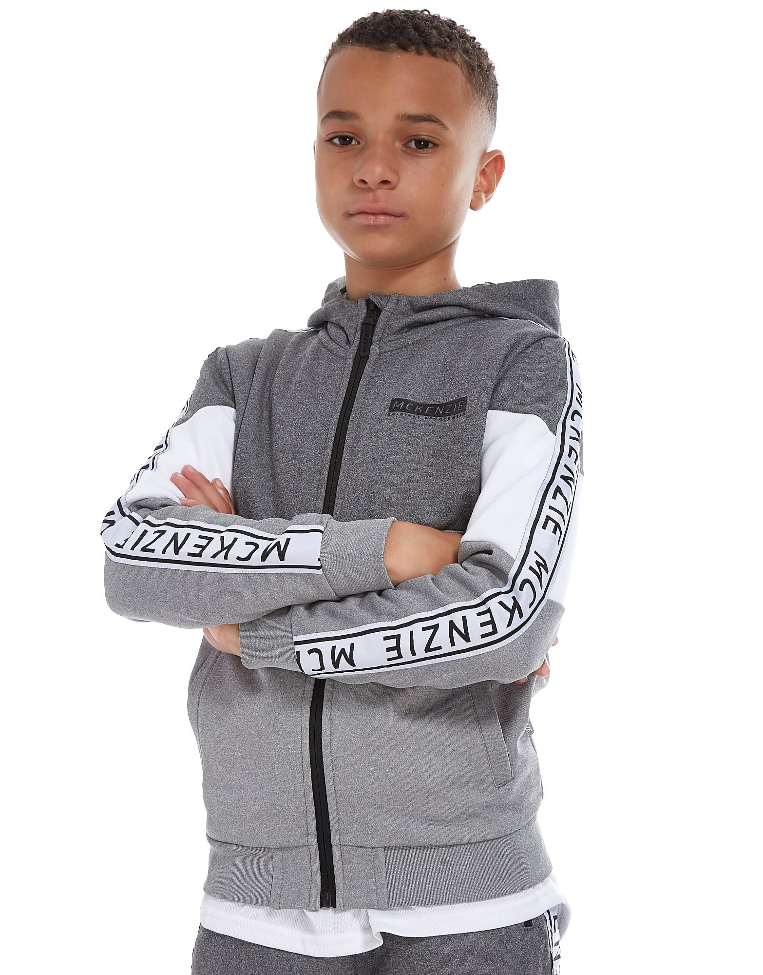 McKenzie Grade Zip Through Hoodie Junior