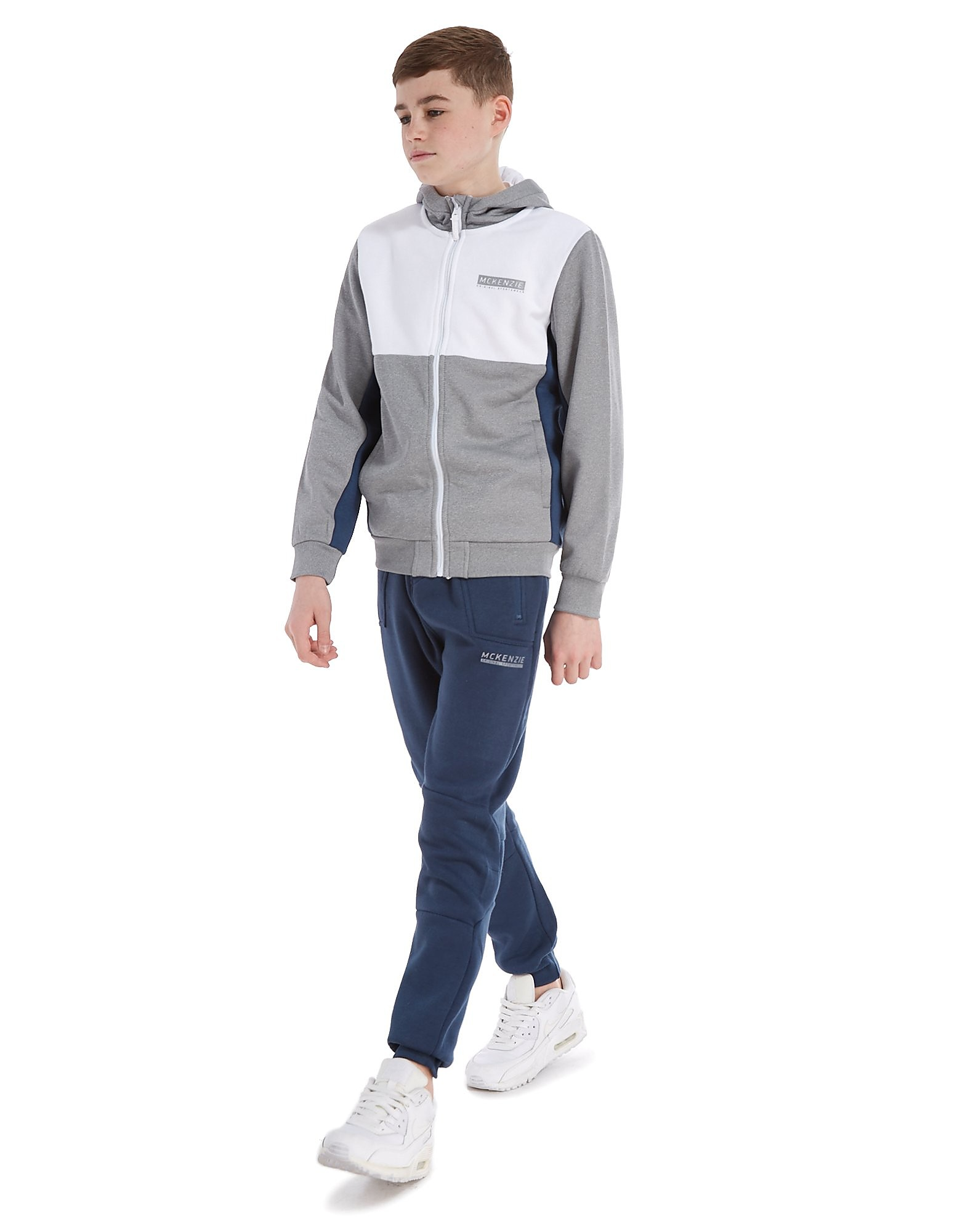 McKenzie Oberon Poly Full Zip Hoodie Junior