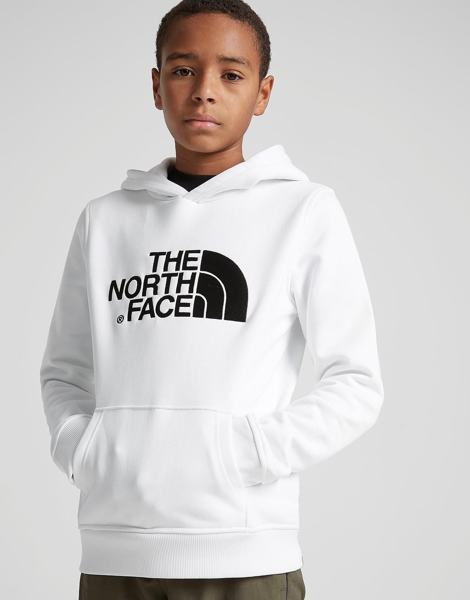 The North Face Drew Peak Hoodie Junior - Wit - Kind