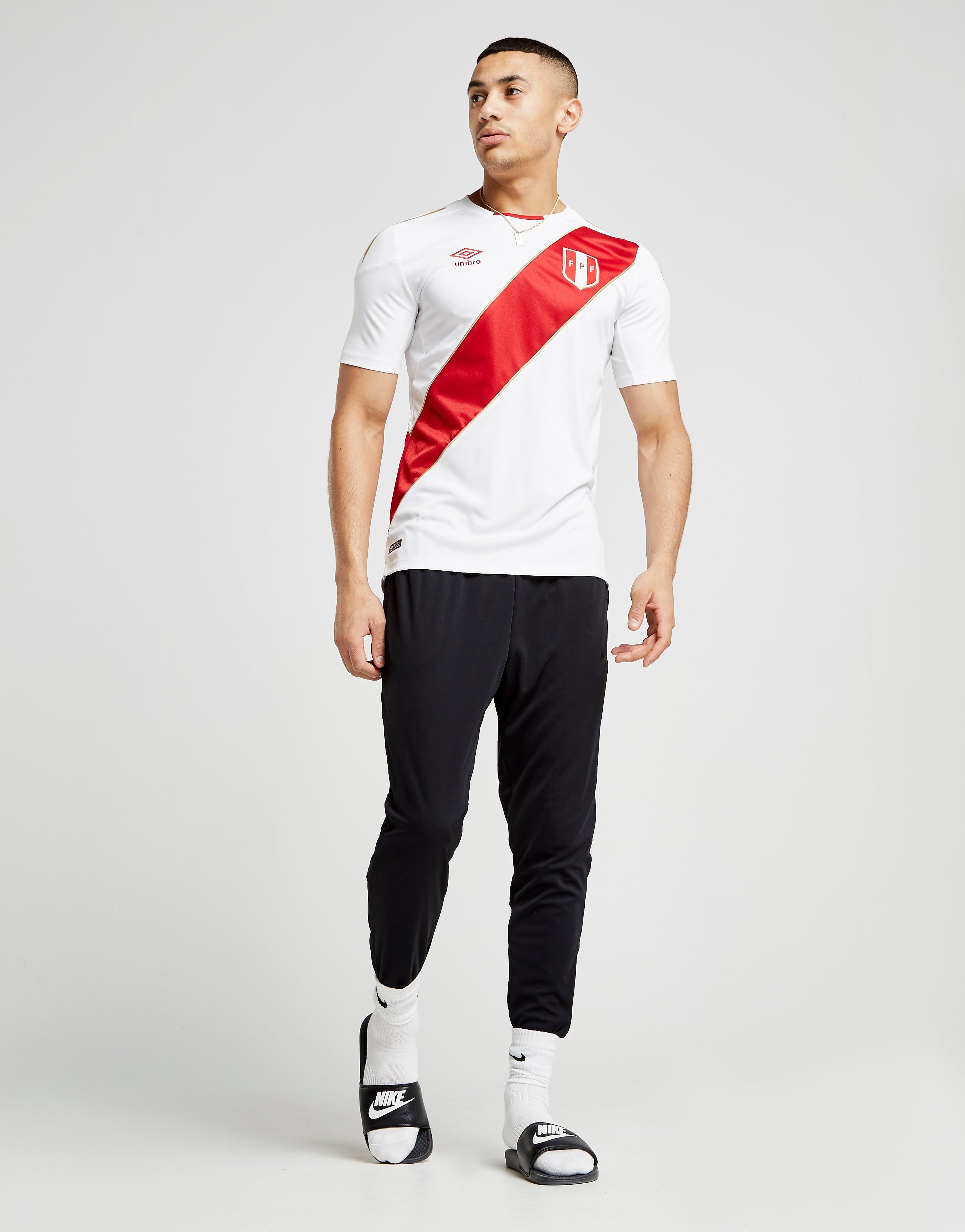 Umbro Peru 2018 Home Shirt