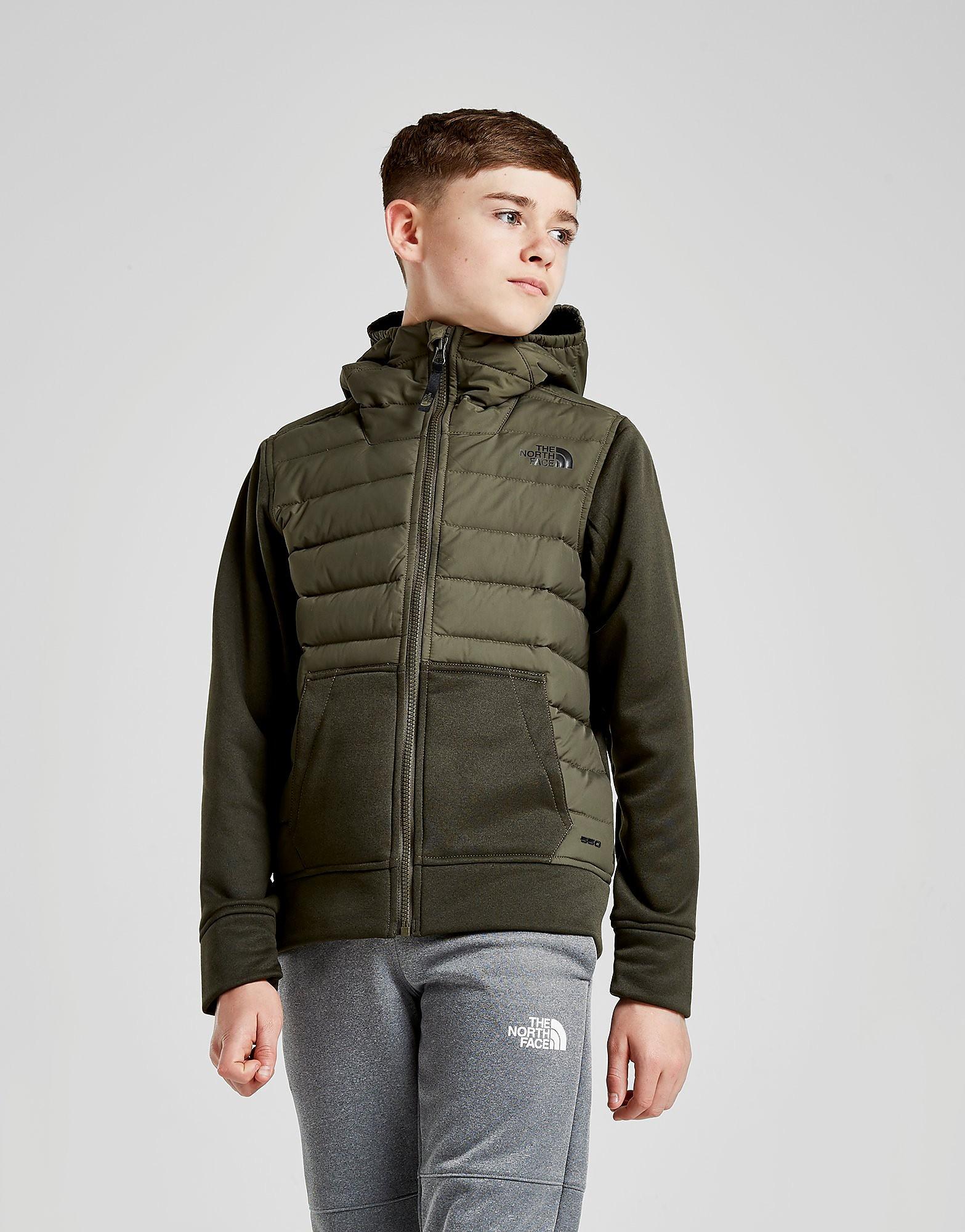 The North Face Mittelegi Hybrid Jacket Junior - Groen - Kind