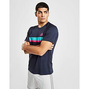 c8663c6c1da2 adidas Club Colour Block T-Shirt ...