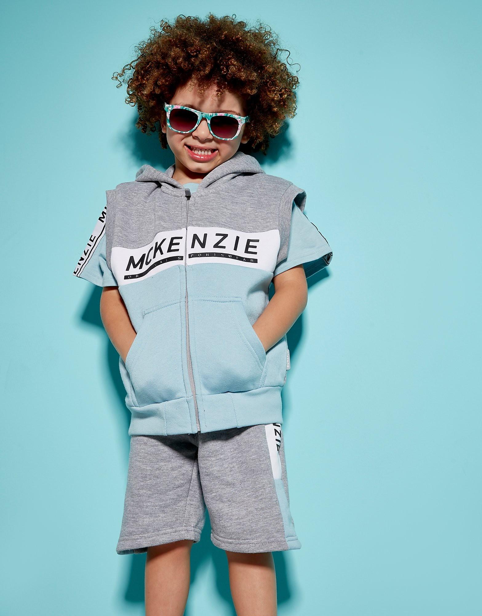 McKenzie Tillman Suit Set Kinderen - Grijs - Kind