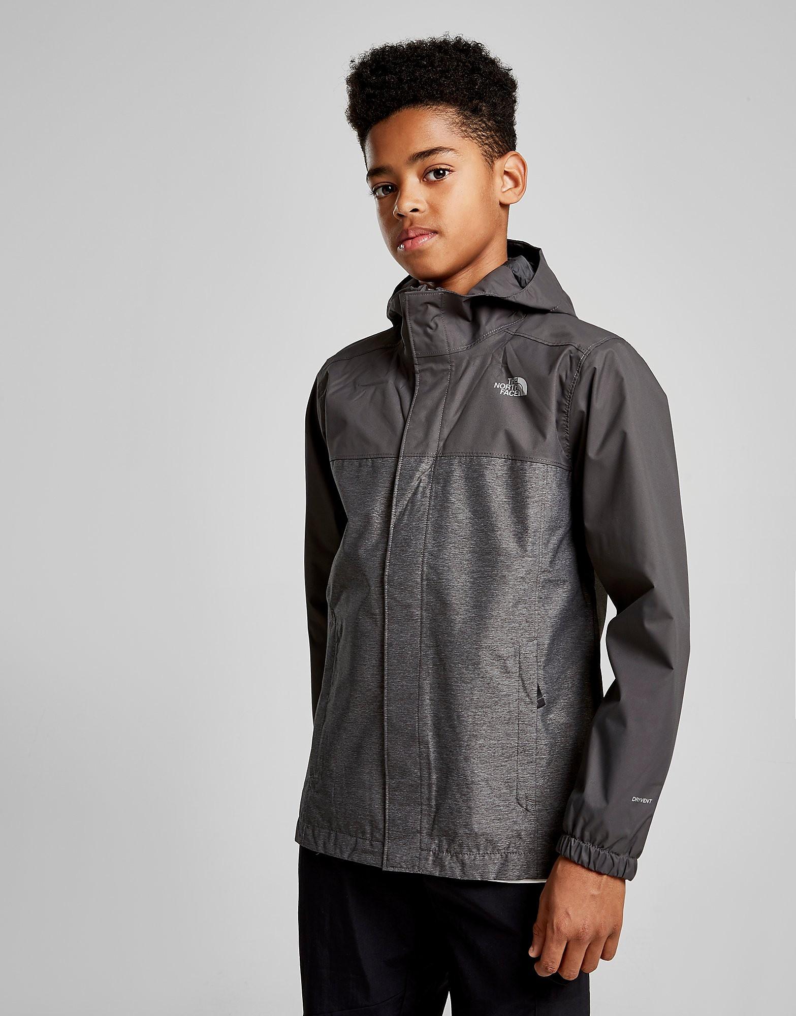 The North Face Resolve Jacket Junior - alleen bij JD - Grijs - Kind