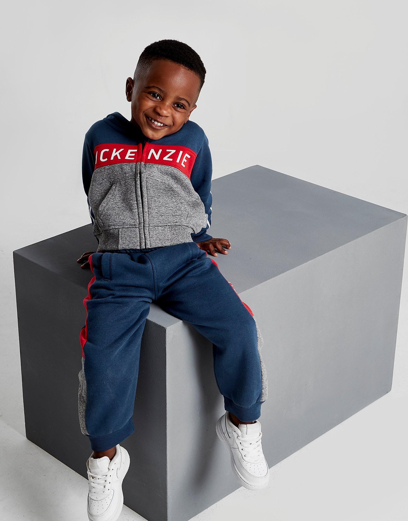 McKenzie Tillman Suit Baby's - Blauw - Kind