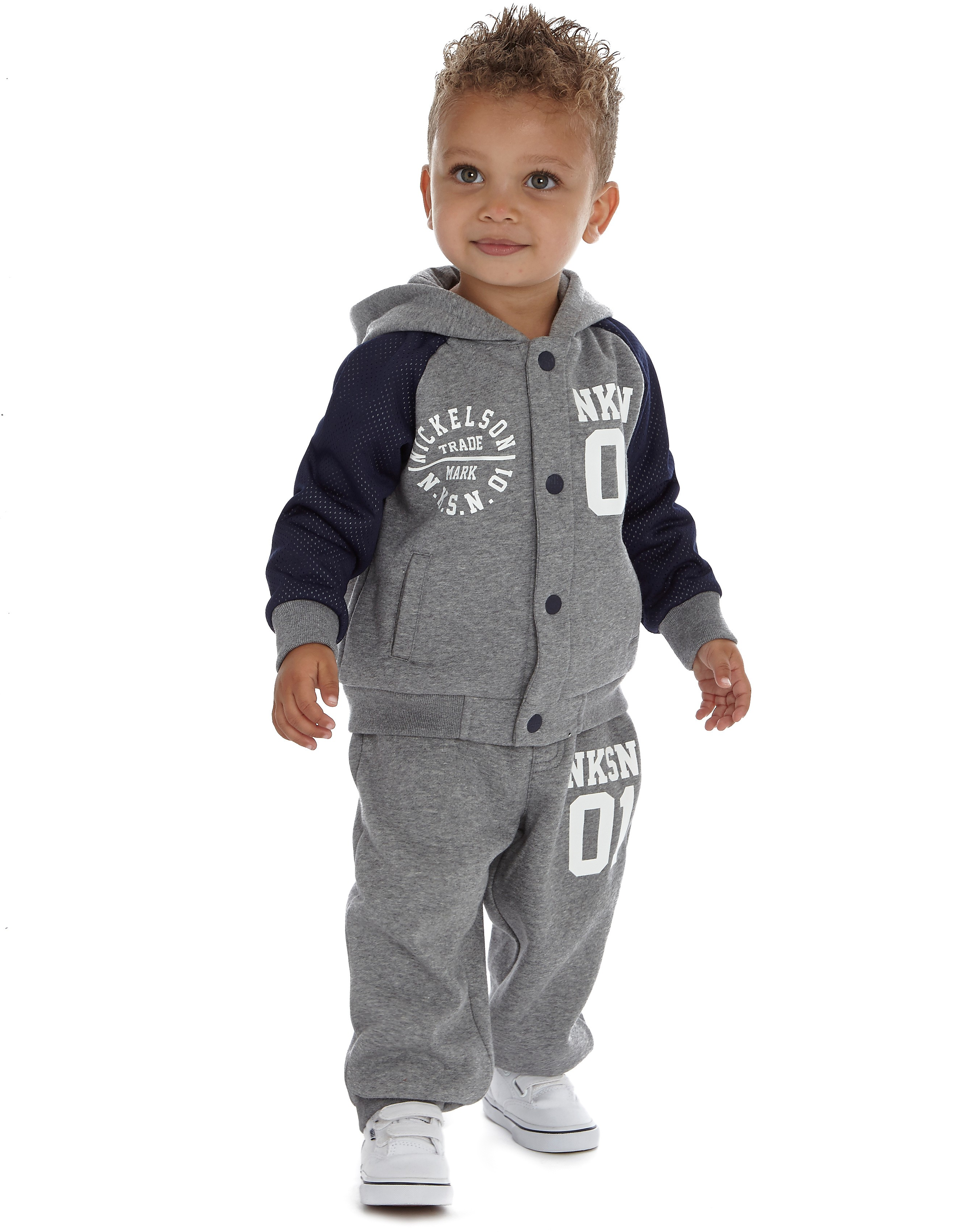Nickelson Max Mesh Sleeve Suit Infant