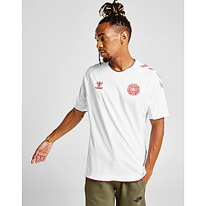 Hummel Denmark 2018 19 Away Shirt ... 6f0df445d