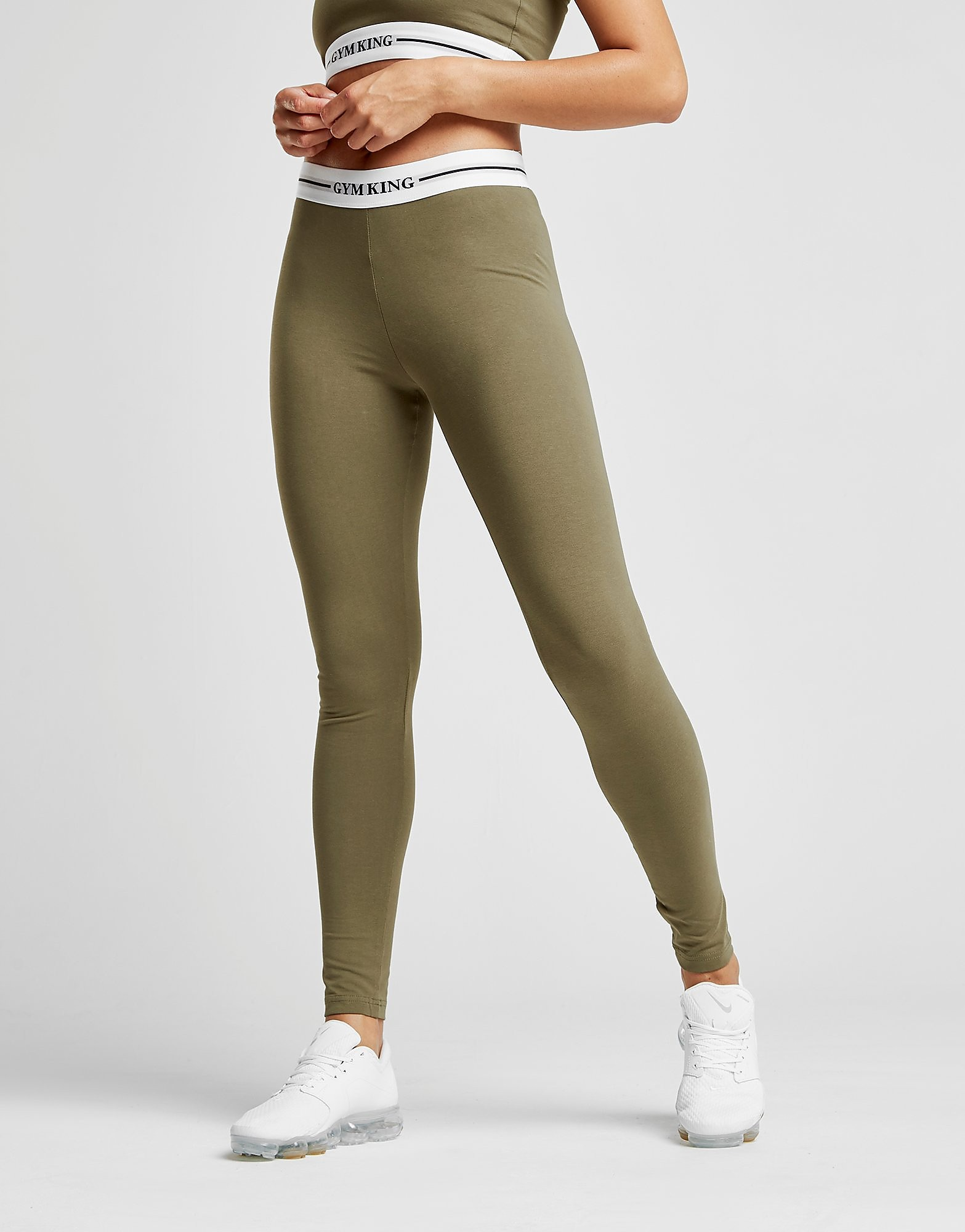 Gym King Logo Leggings
