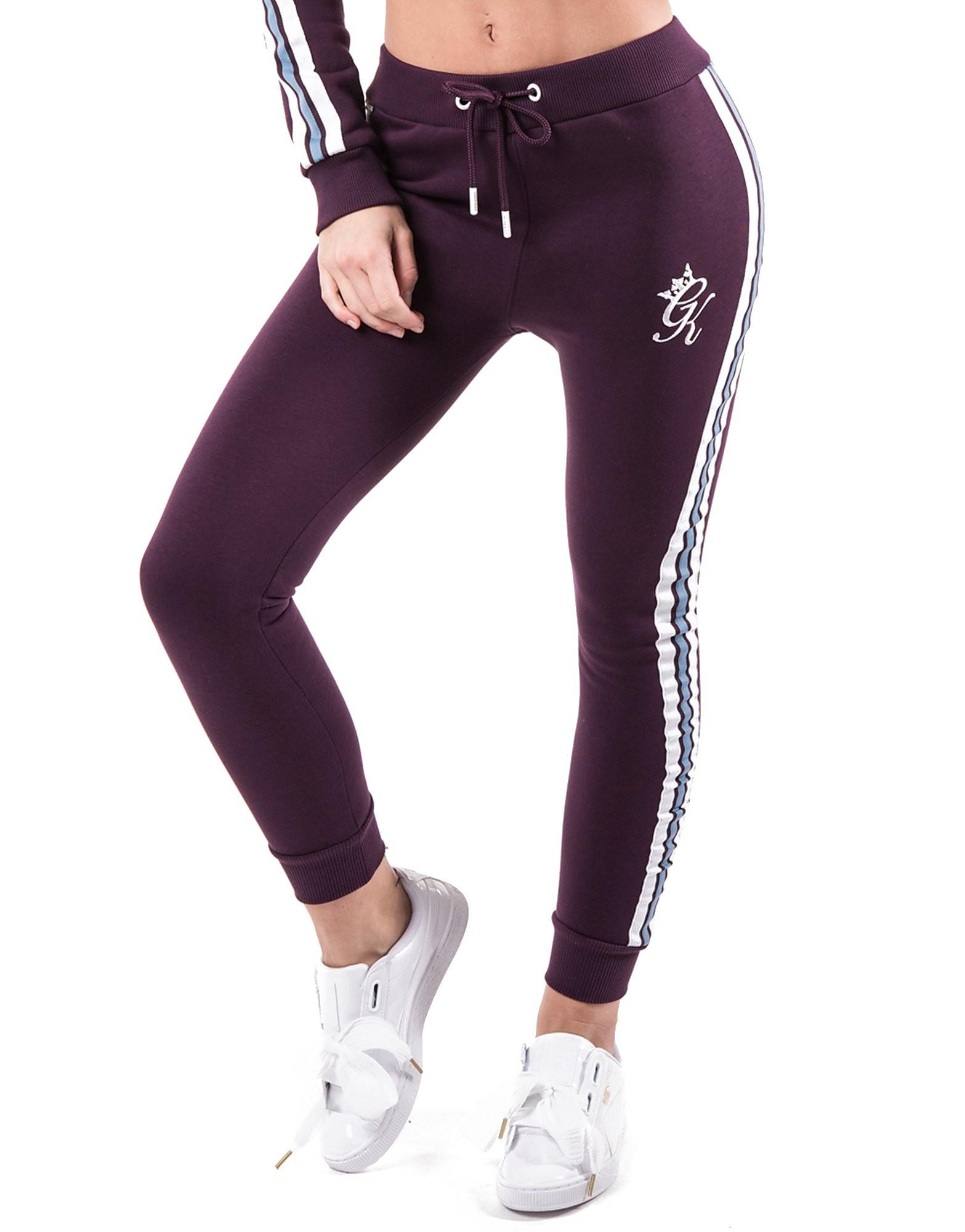 Gym King Panel Fleece Pants
