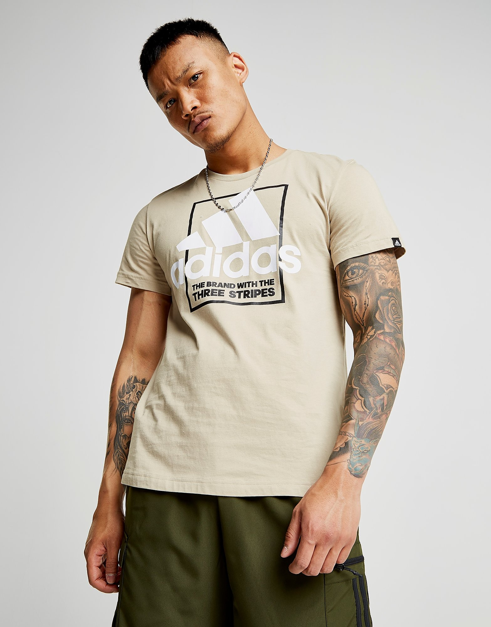 adidas Country T-Shirt Heren