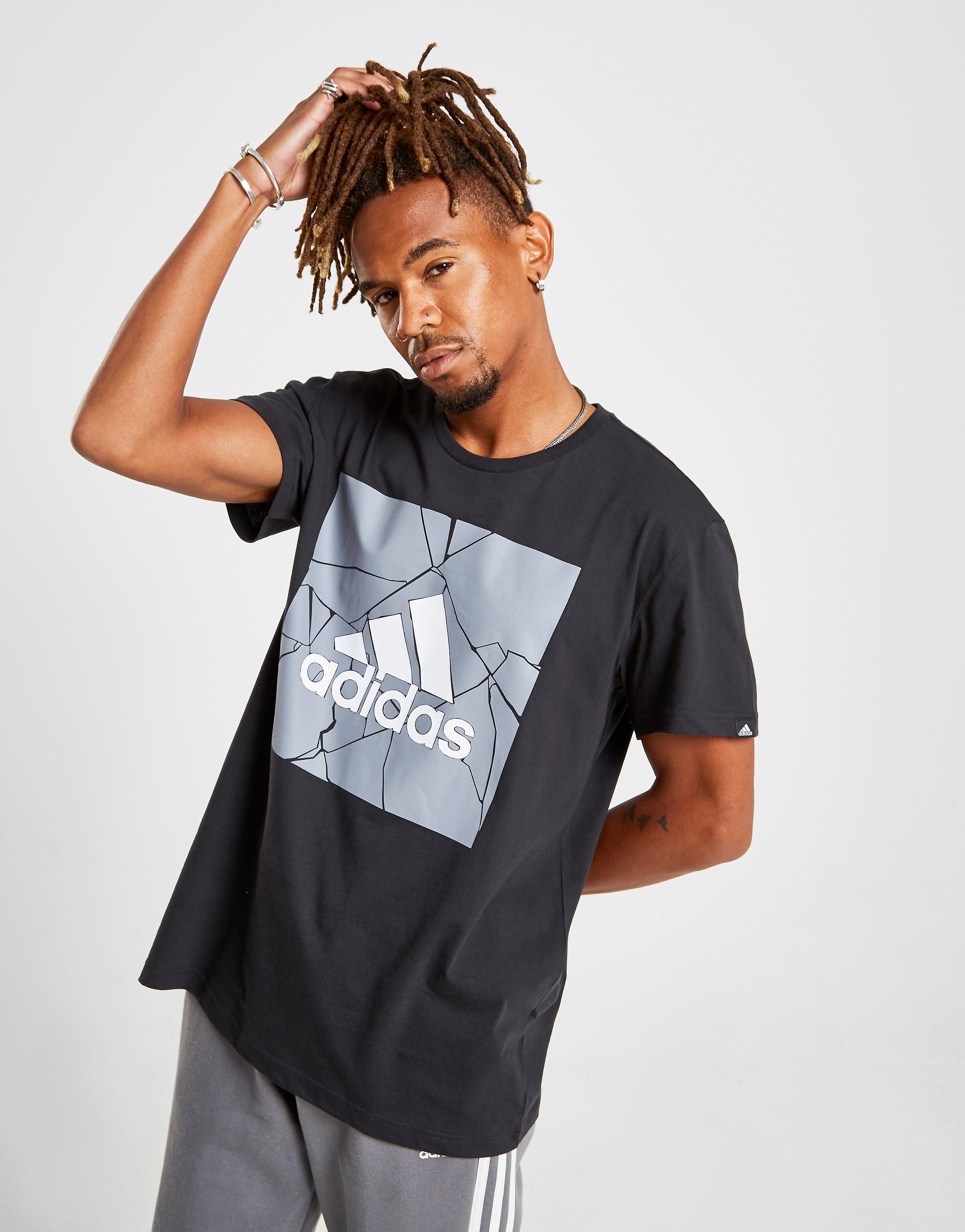 adidas camiseta Marble Box