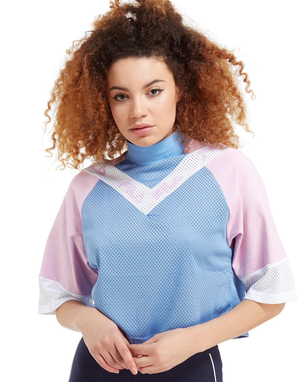 Fila High Neck Tape T-Shirt