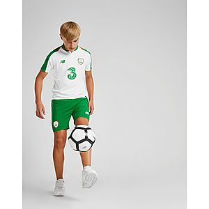 bff6ac4a84f New Balance Republic of Ireland 2018 19 Away Shorts Junior ...
