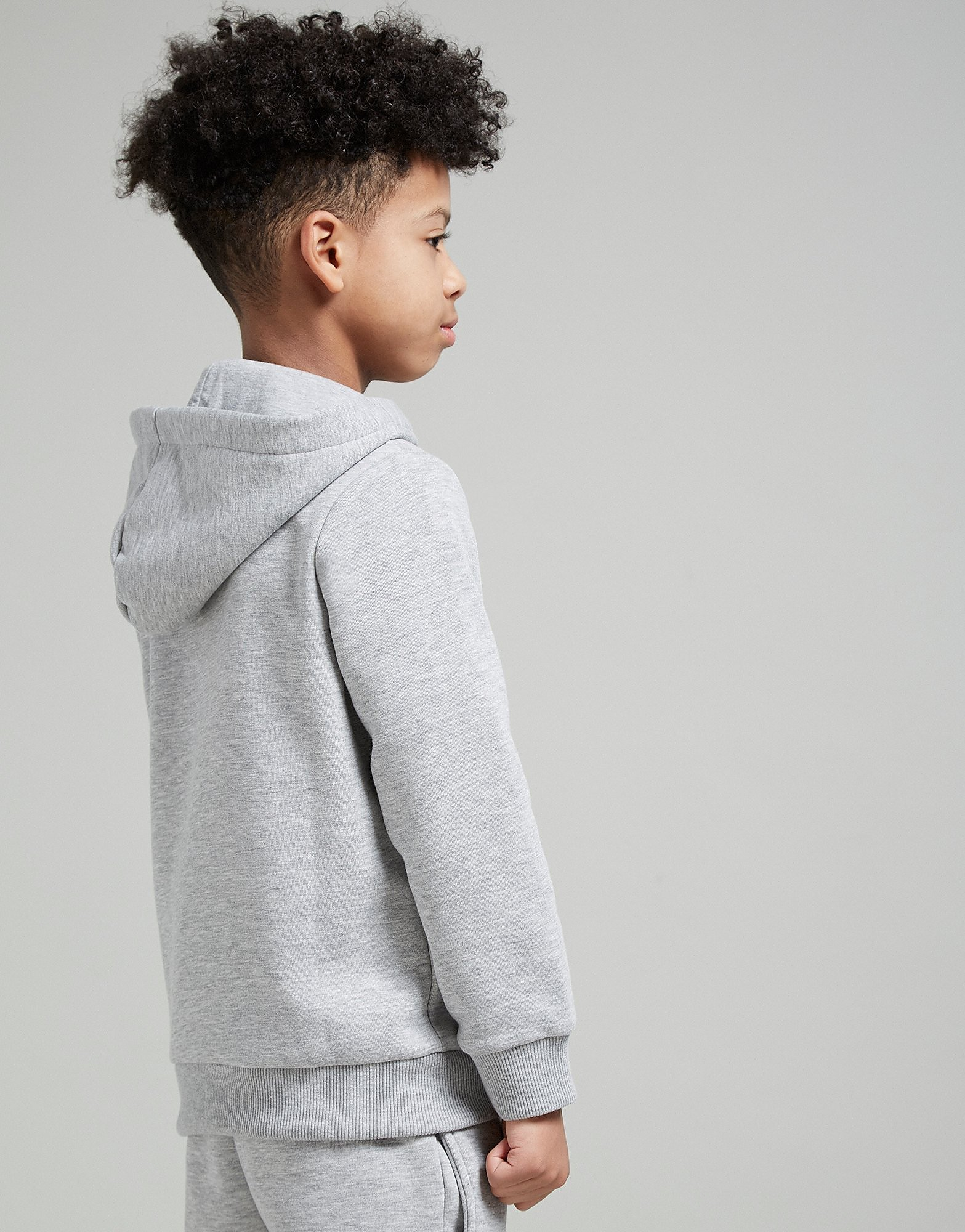 Hype Script Fleece Hoodie Junior