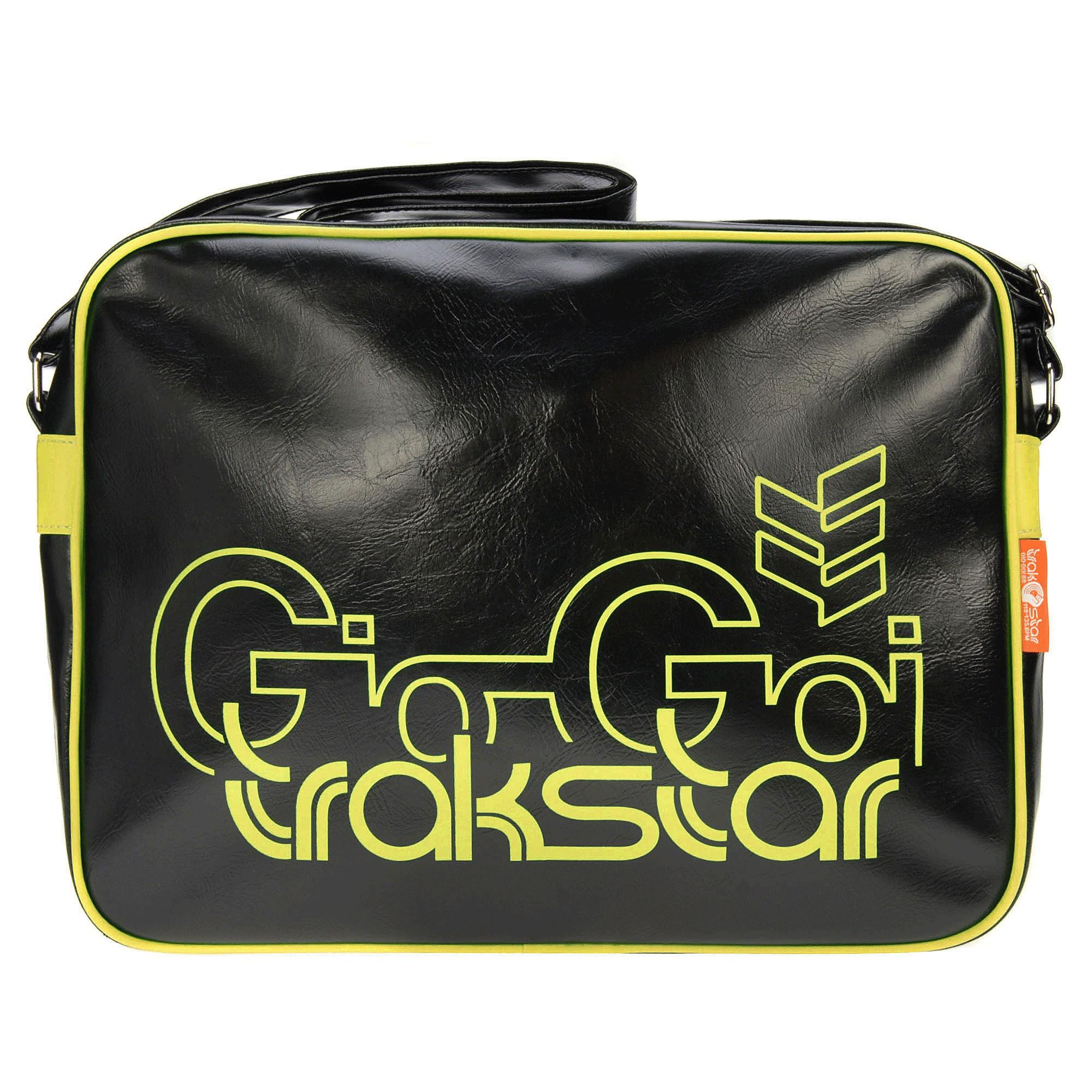 Gio-Goi Brindle Reporter Bag