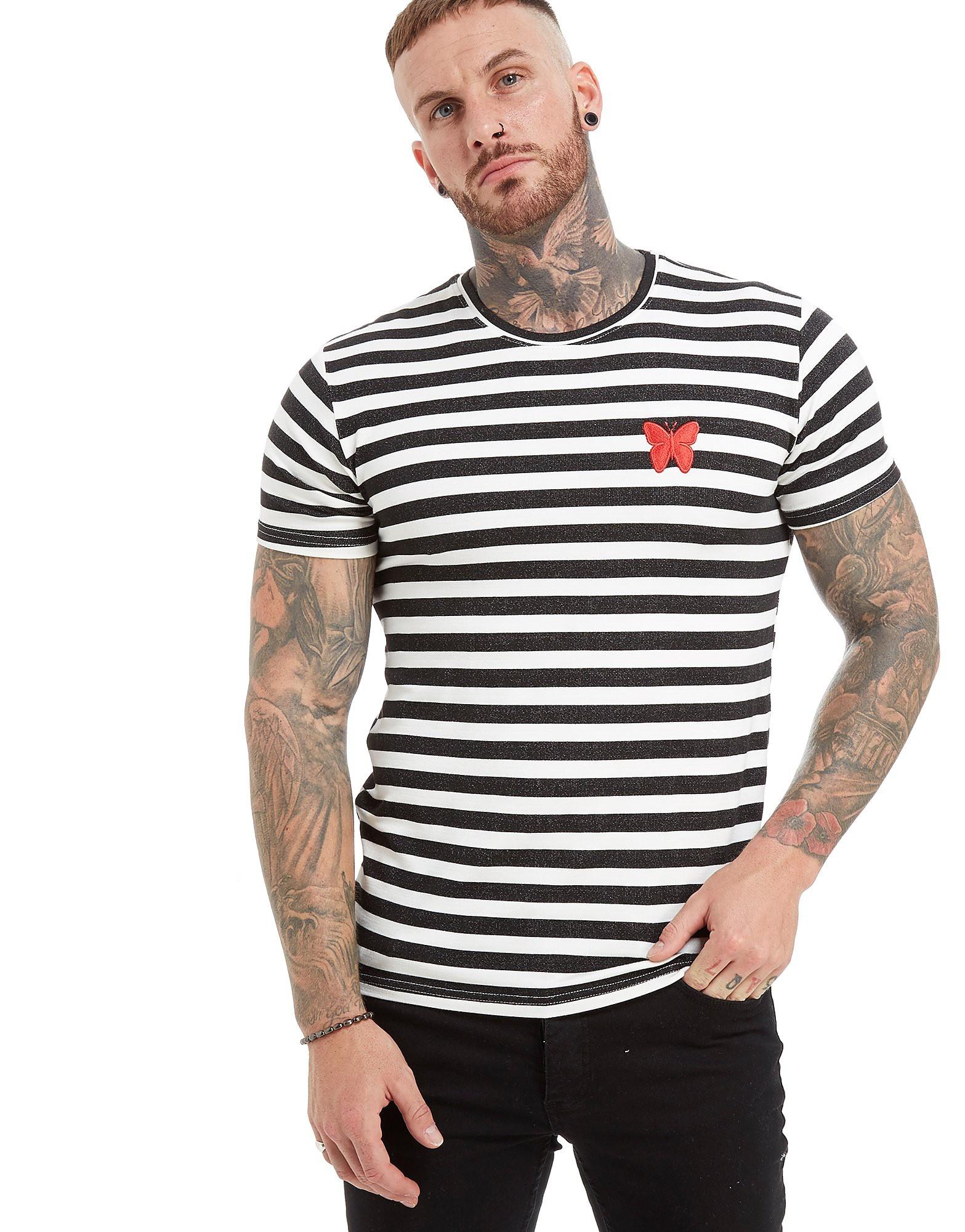 Good For Nothing camiseta de manga corta Short Stripe