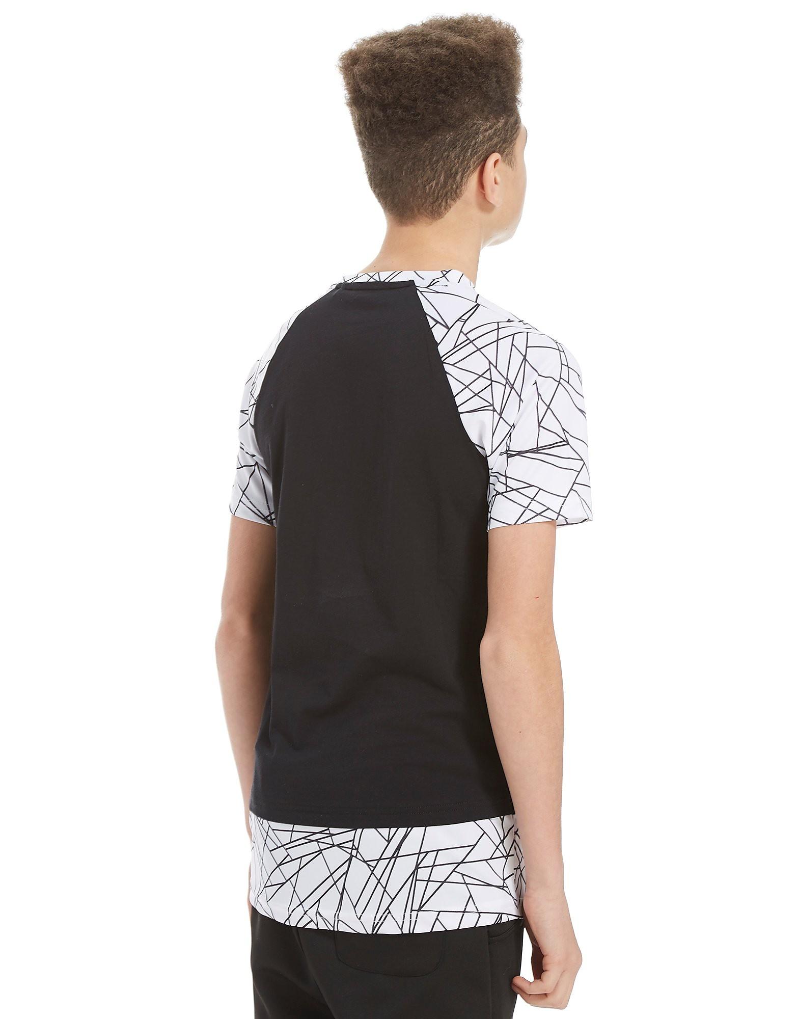 Sonneti camiseta Web Raglan júnior
