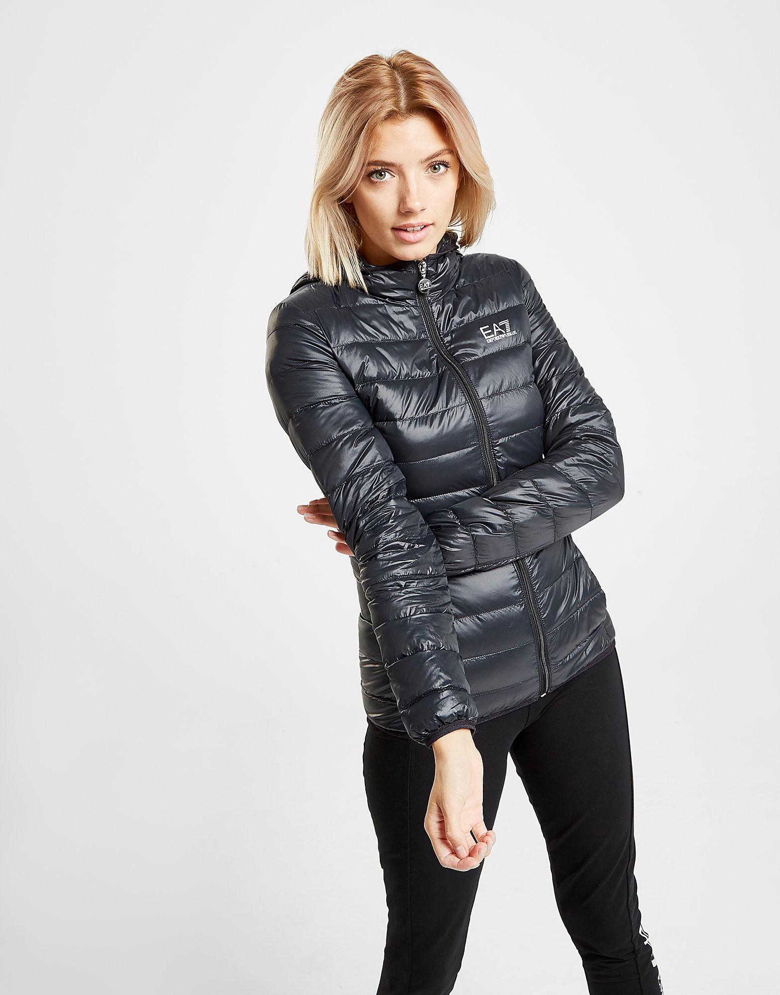 Emporio Armani EA7 Core Jacket Dames - Zwart - Dames