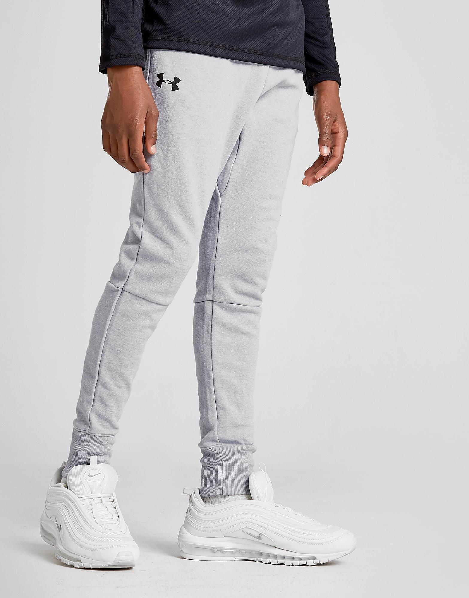 Under Armour Double Knit Track Pants Junior - alleen bij JD - Grijs - Kind