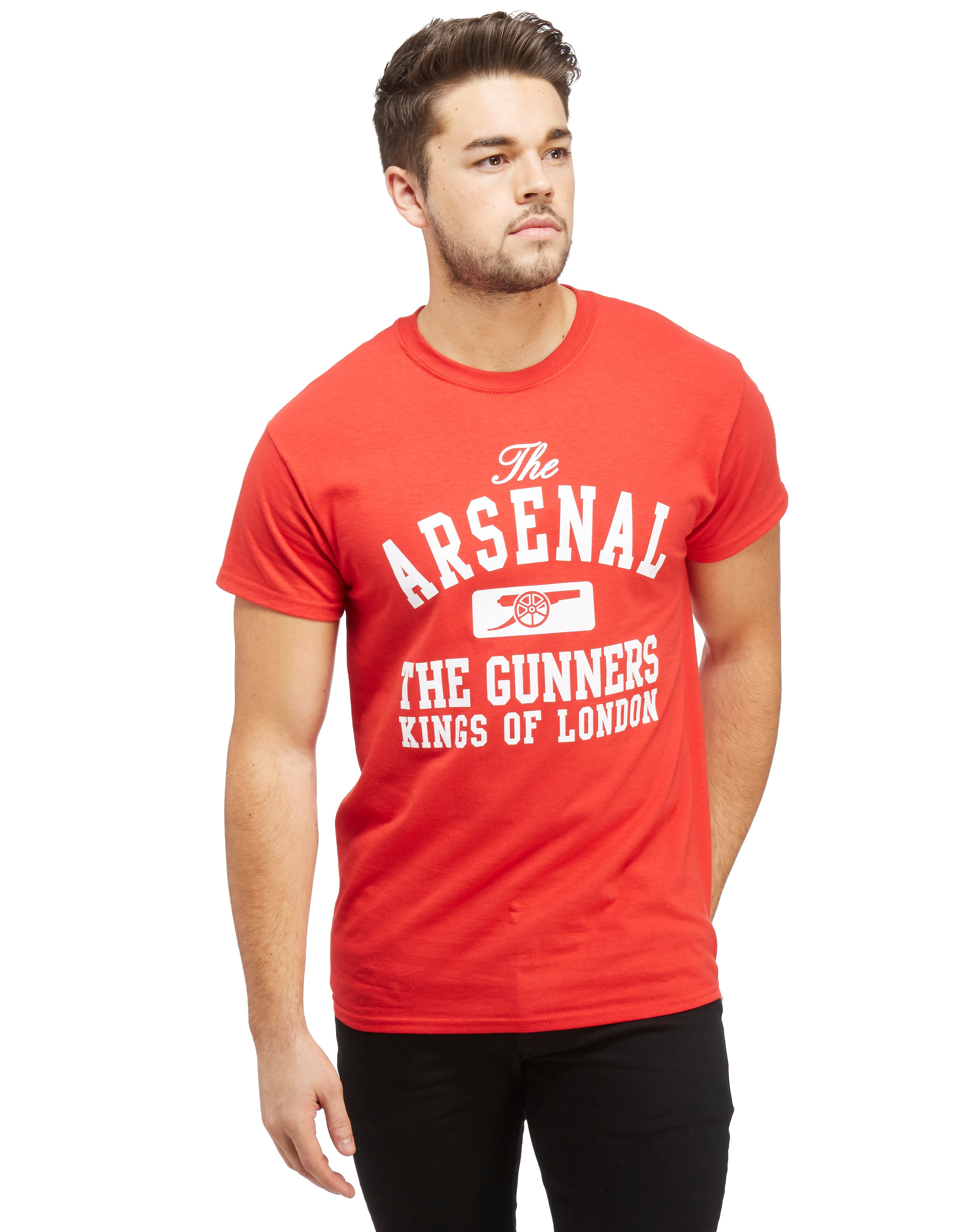 Official Team T-shirt Arsenal F.C Kings